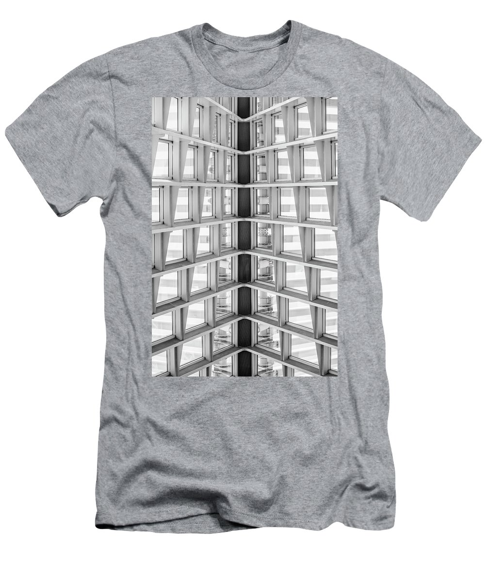 Blumwurks Men's T-Shirt (Athletic Fit) featuring the photograph If Only There Was More Time by Matthew Blum