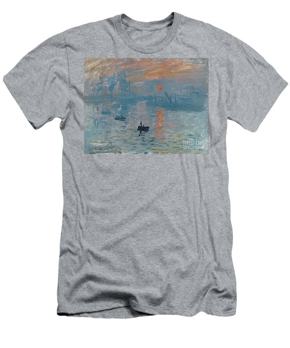 divers styles dessins attrayants magasin discount Impression Sunrise Men's T-Shirt (Athletic Fit)