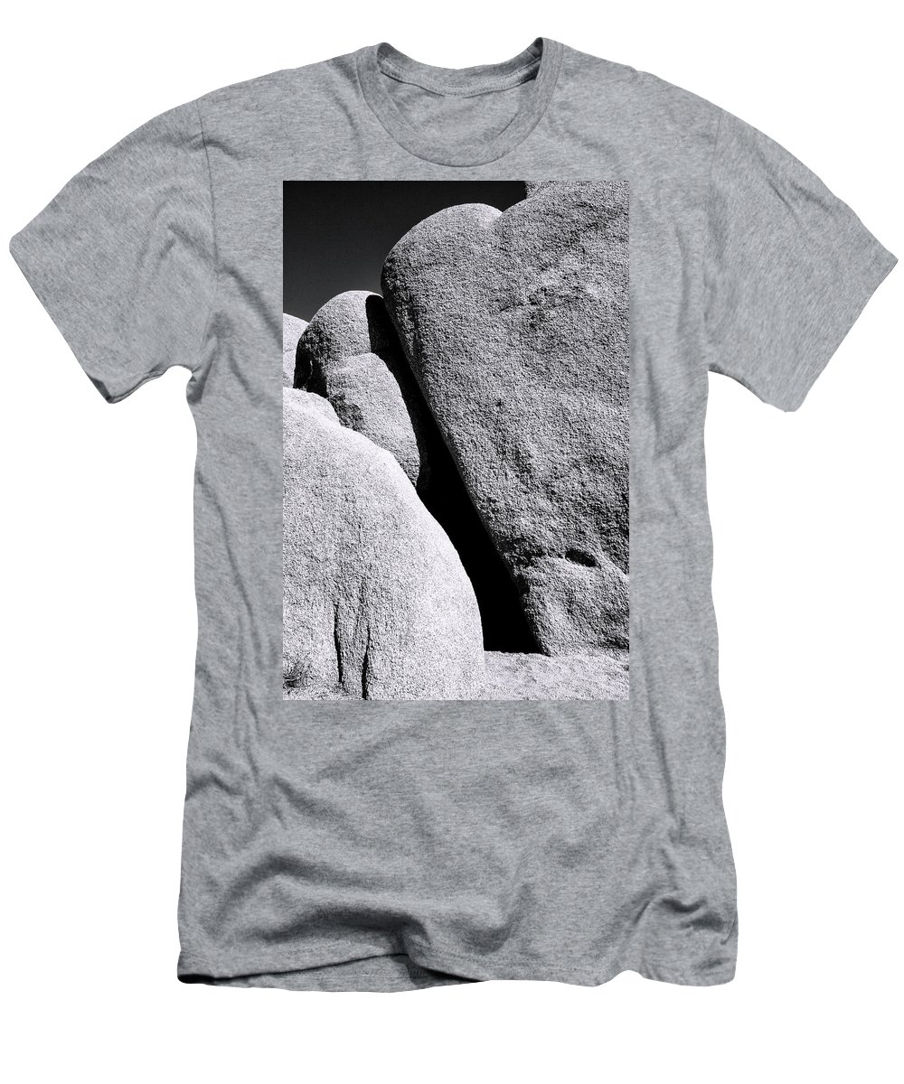 Joshua Tree Men's T-Shirt (Athletic Fit) featuring the photograph Joshua Conference by William Dey