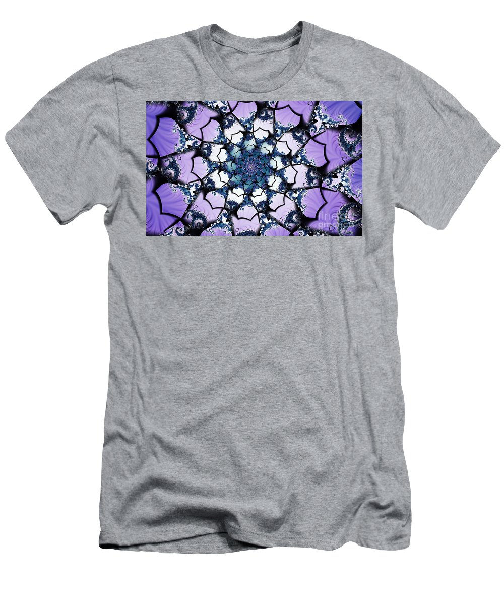 Clay Men's T-Shirt (Athletic Fit) featuring the digital art Julia by Clayton Bruster