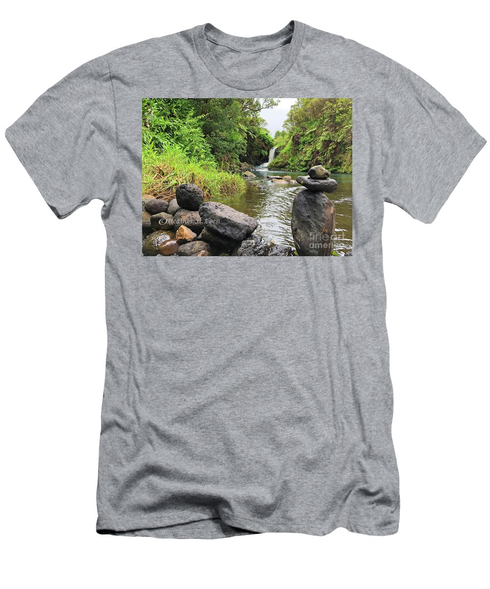 Water T-Shirt featuring the photograph King's Pool by Heather Coen