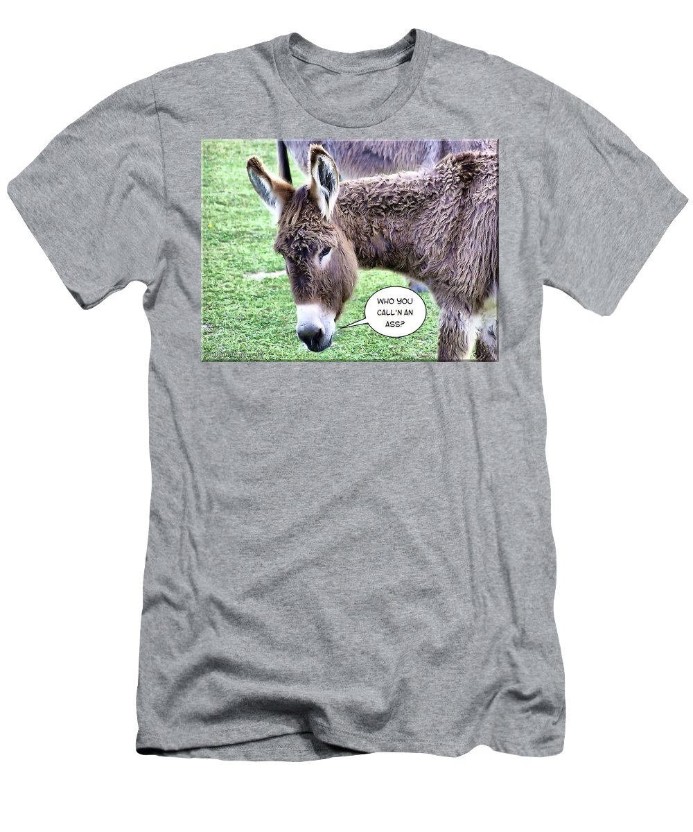2d Men's T-Shirt (Athletic Fit) featuring the photograph Mistaken Identity by Brian Wallace