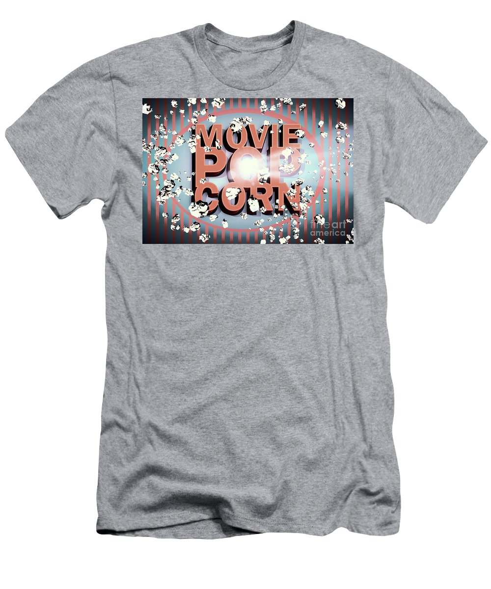 Film Grain T-Shirts