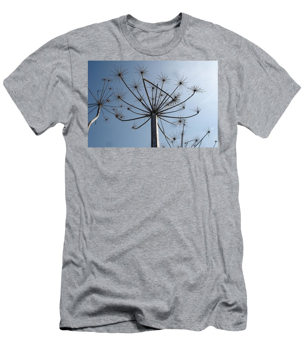 Nature Men's T-Shirt (Athletic Fit) featuring the photograph Natures Carnival by Susan Baker