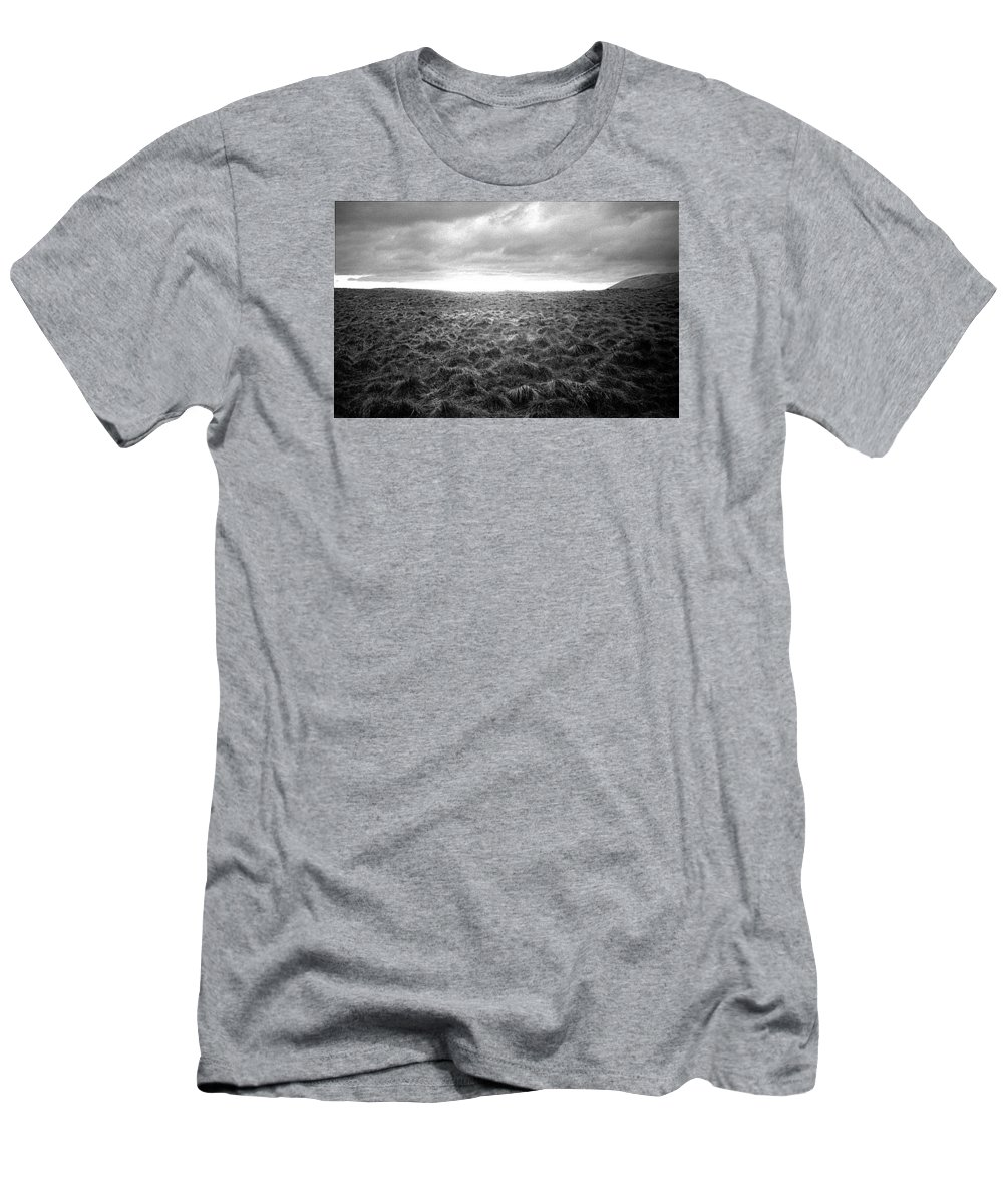 Landscape Men's T-Shirt (Athletic Fit) featuring the photograph Opening by Ted M Tubbs