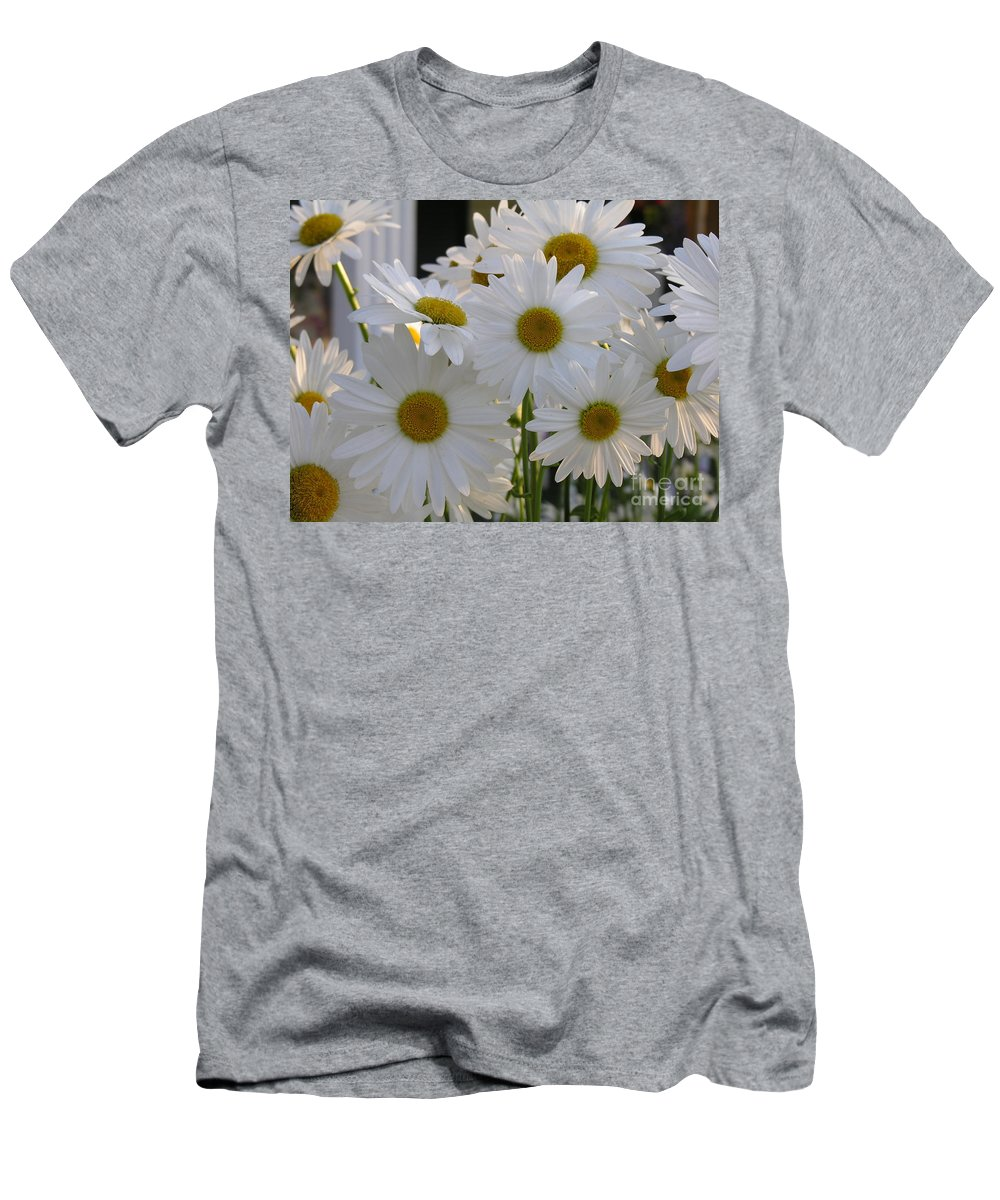 Dasiy Men's T-Shirt (Athletic Fit) featuring the photograph Pick Me by Diane Greco-Lesser