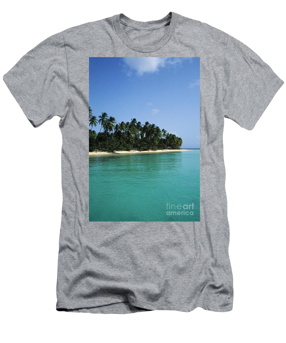 Beach Men's T-Shirt (Athletic Fit) featuring the photograph Pigeon Point by Bill Bachmann - Printscapes