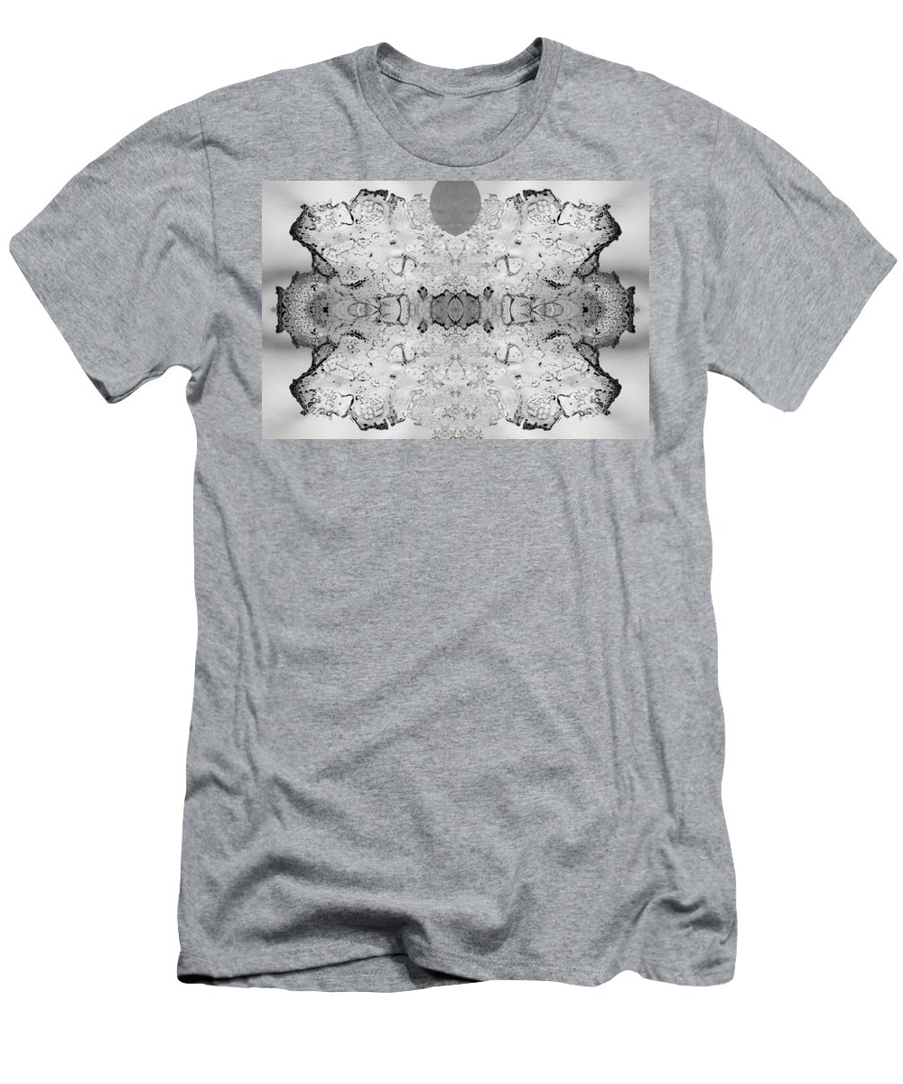 Fluid Men's T-Shirt (Athletic Fit) featuring the digital art Plasma by Sumit Mehndiratta