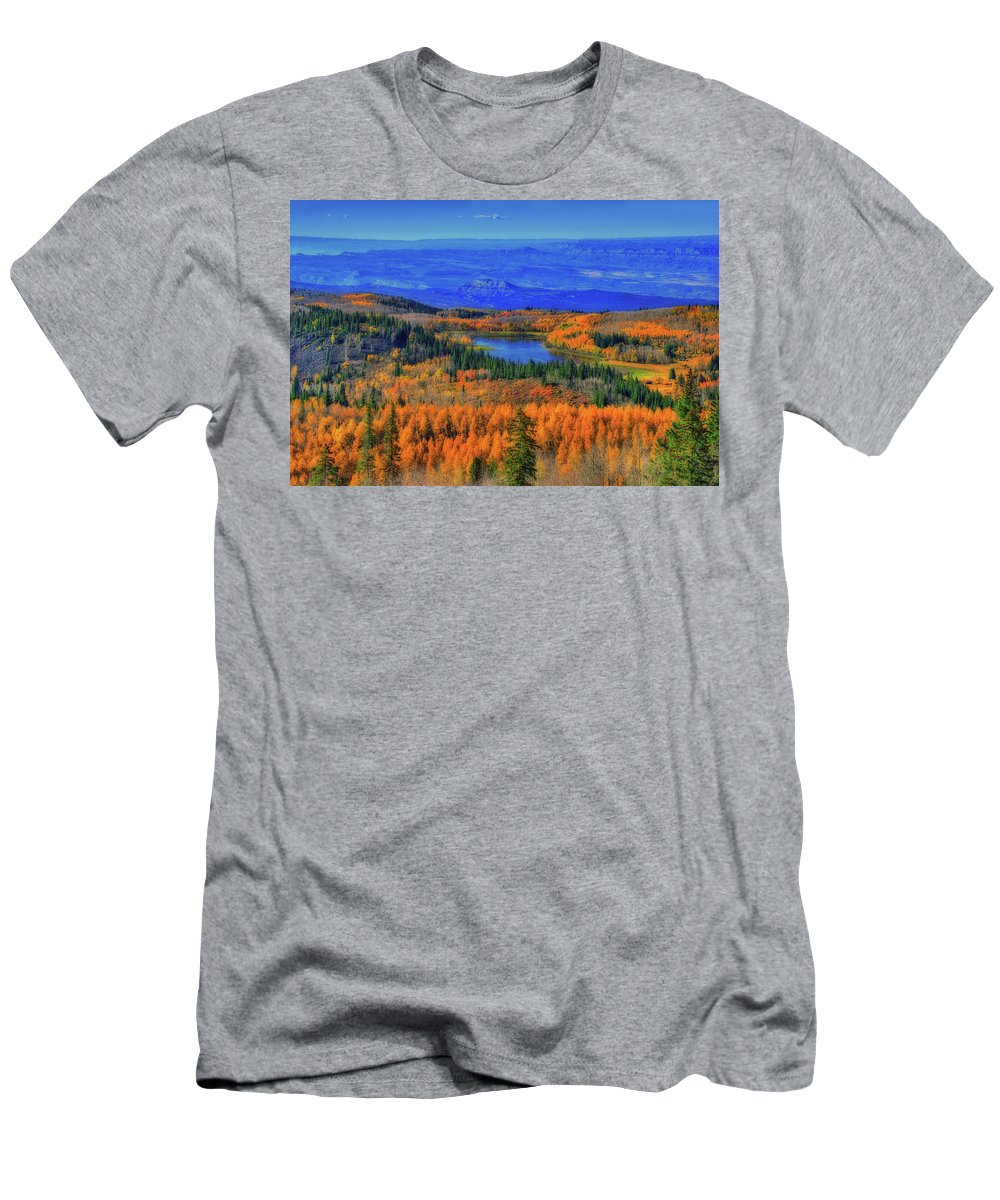 Grand Mesa National Forest Photographs T-Shirts