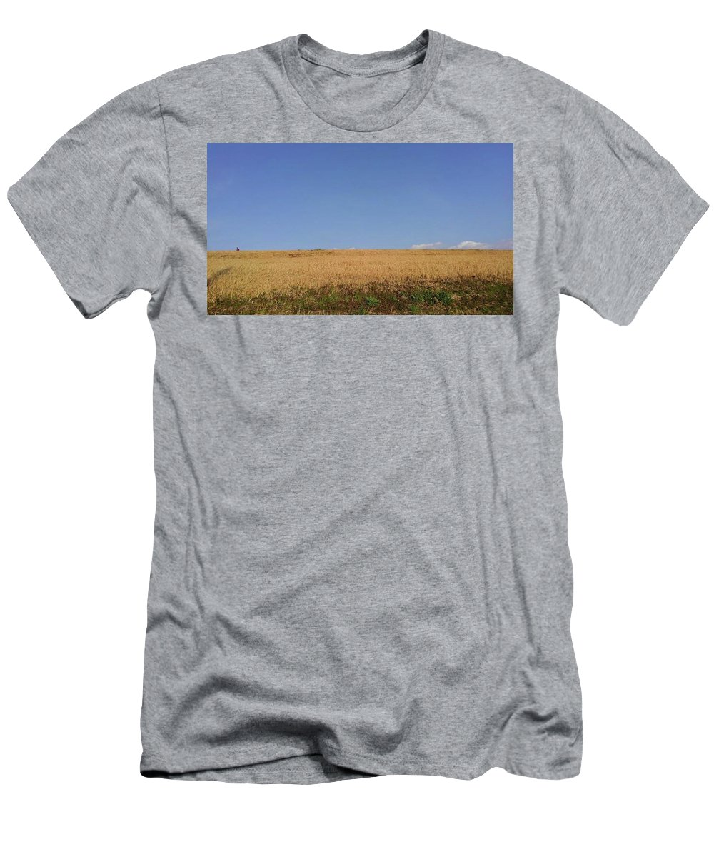 Sunnyday T-Shirt featuring the photograph Sunnyday by Kumiko Izumi