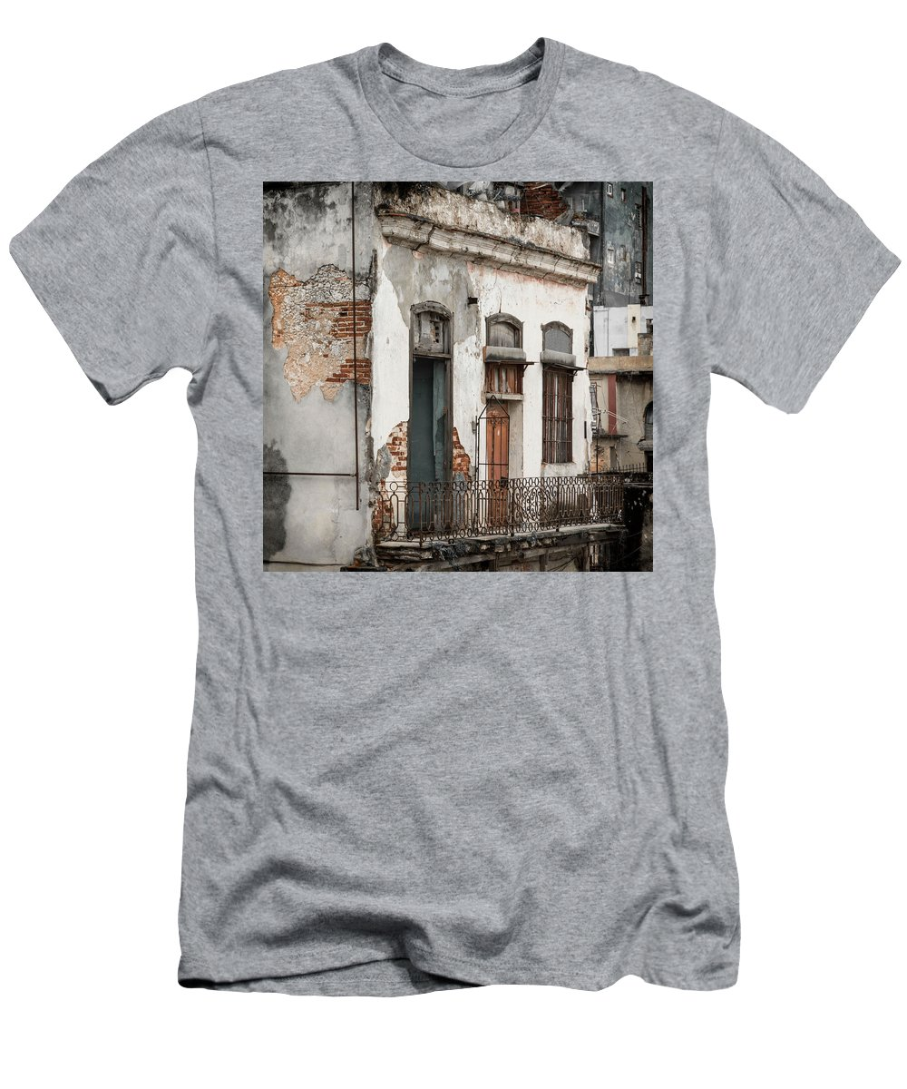 2017 Men's T-Shirt (Athletic Fit) featuring the photograph Still Home by David Olson