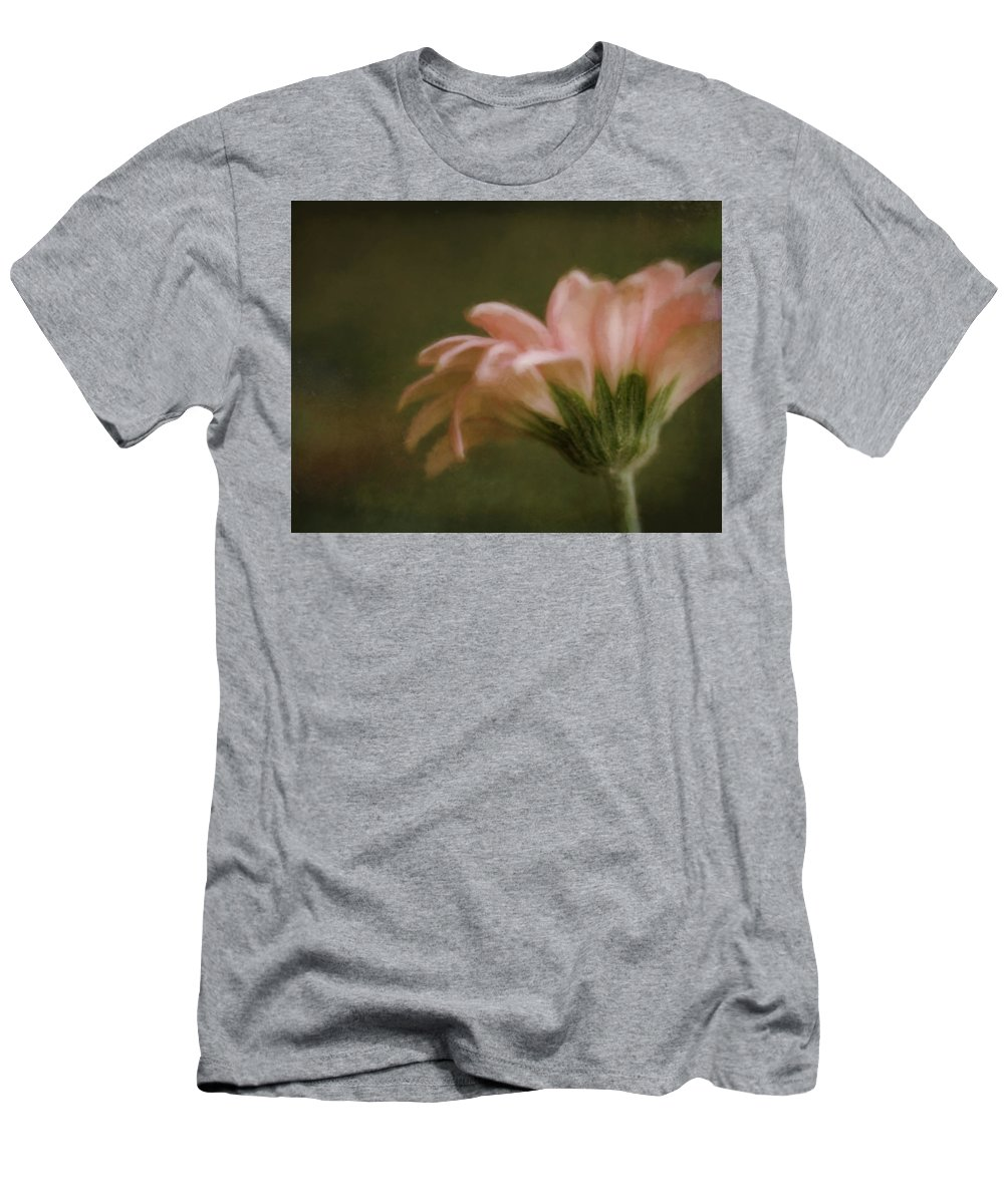 Floral Men's T-Shirt (Athletic Fit) featuring the photograph Summer Impressions by Remi D Photography