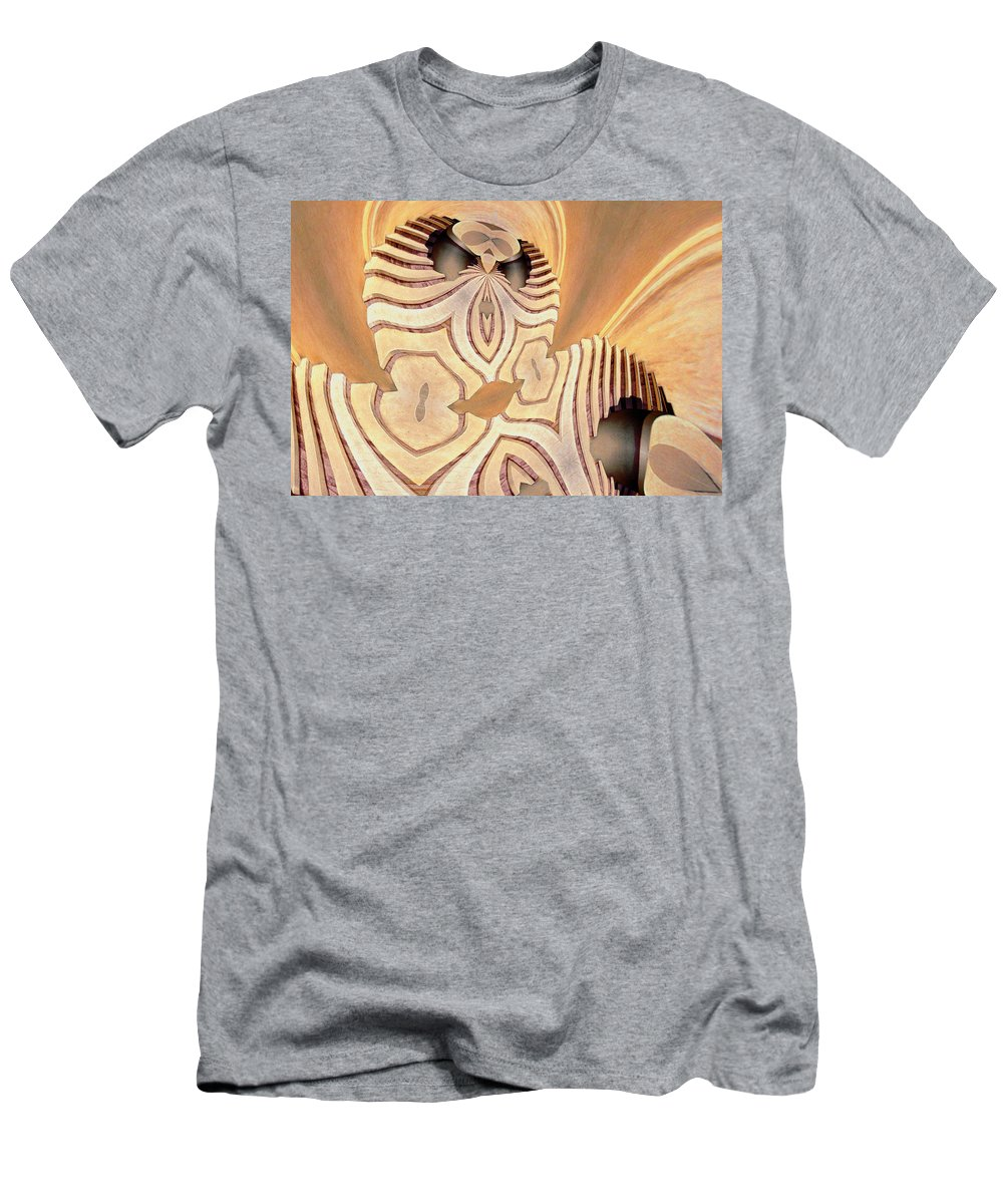 Photography Men's T-Shirt (Athletic Fit) featuring the photograph The Alien by Paul Wear