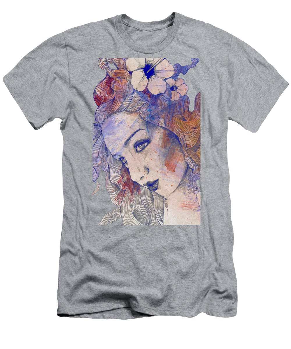 Linear Paintings T-Shirts