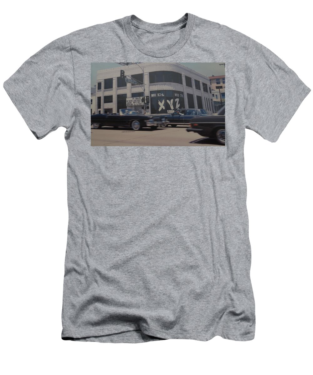 The Whiskey Men's T-Shirt (Athletic Fit) featuring the photograph The Whiskey by Rob Hans