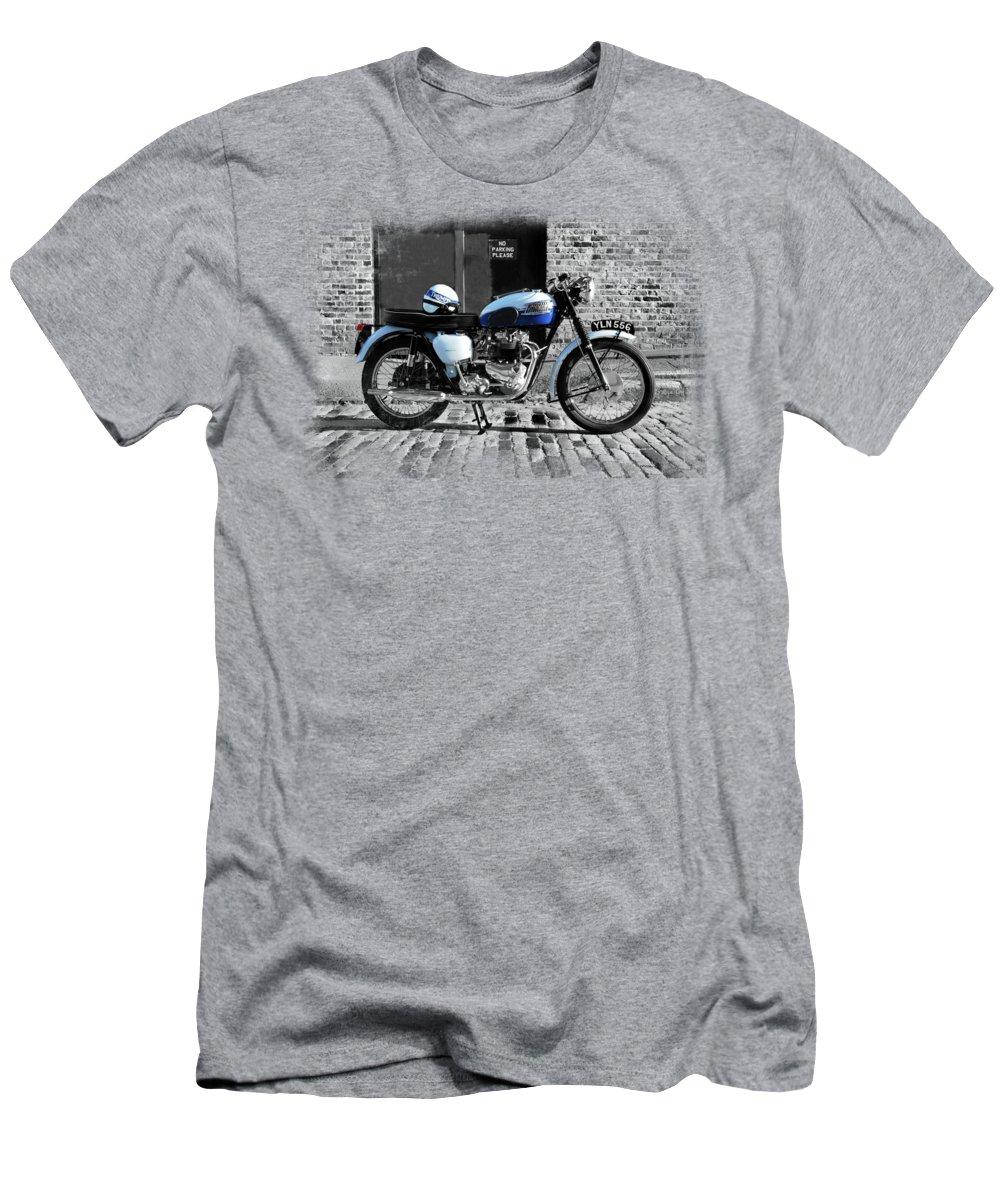 1be2f79d1947 Triumph Motorcycle T Shirt Dylan | Azərbaycan Dillər Universiteti