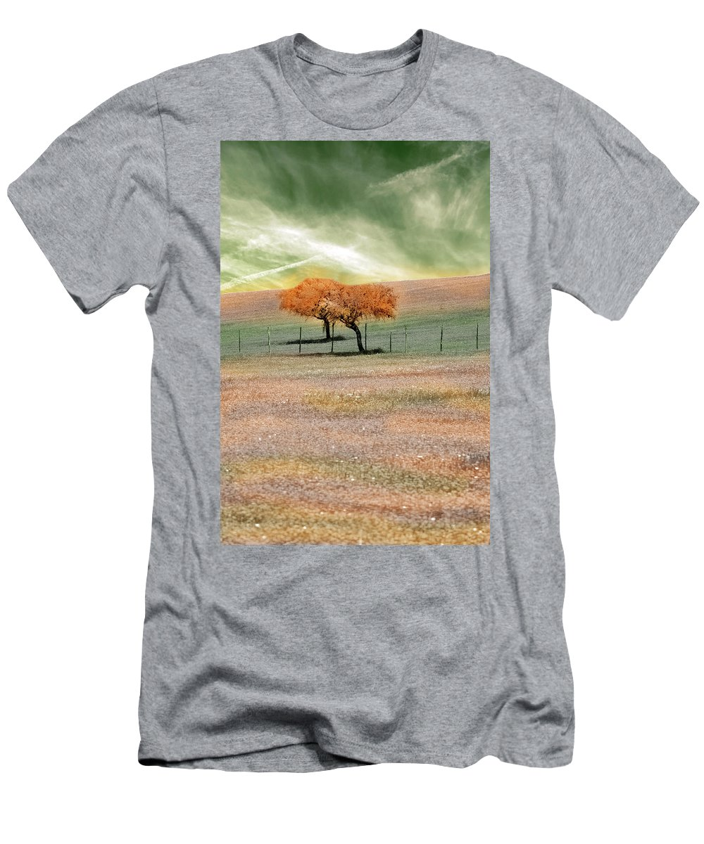 Photograph Men's T-Shirt (Athletic Fit) featuring the photograph United by Munir Alawi