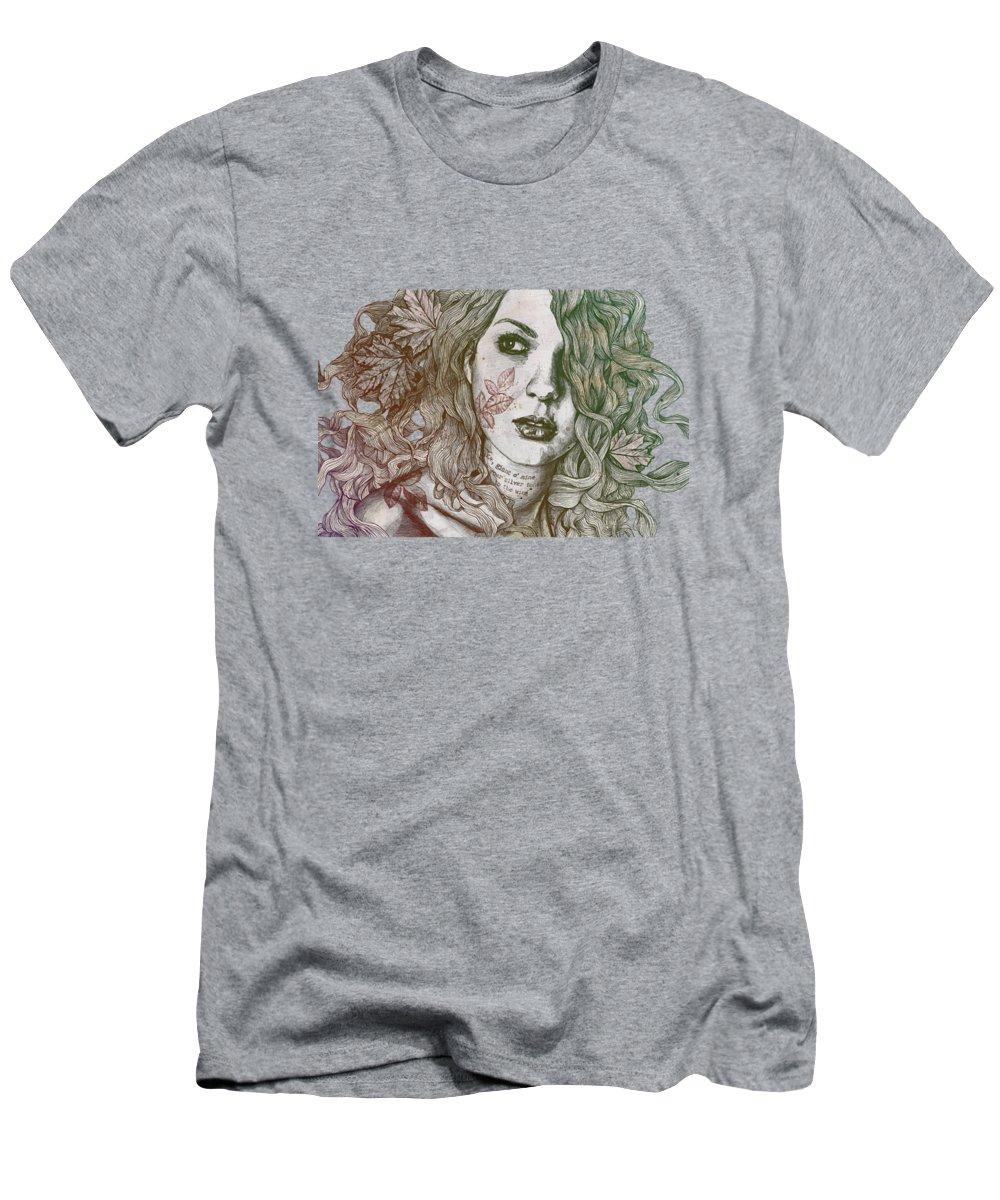 Maple Leaf Art T-Shirts