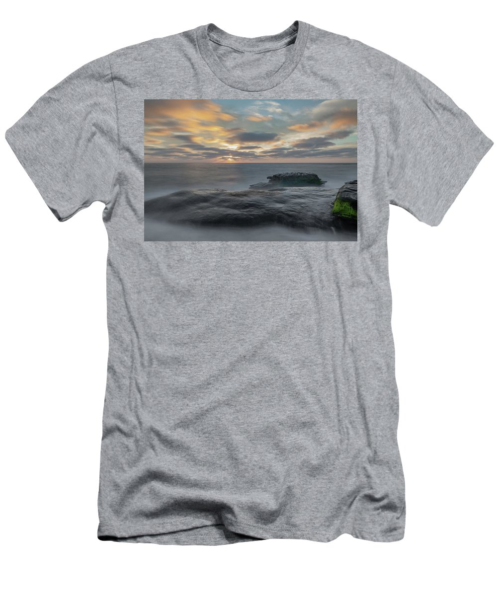 California Men's T-Shirt (Athletic Fit) featuring the photograph Wnd1 by TM Schultze
