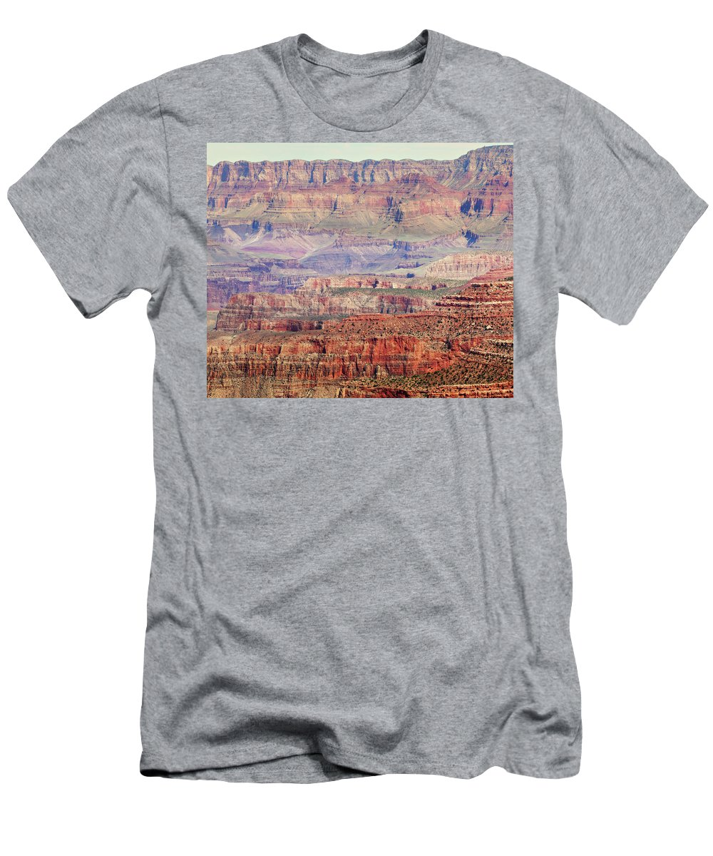Photography T-Shirt featuring the photograph Grand Canyon 2 by Sylvia Coomes
