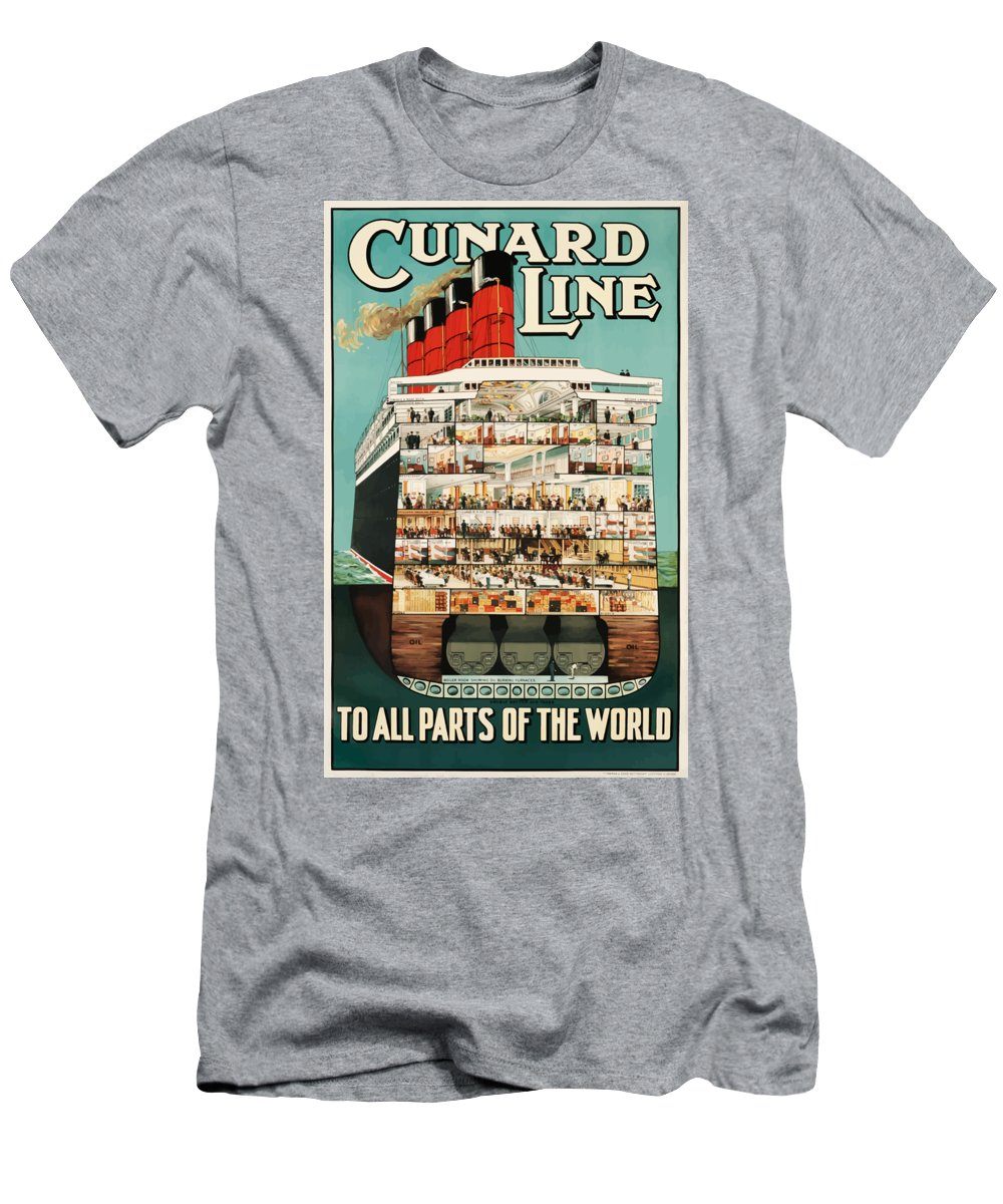 Line Paintings T-Shirts