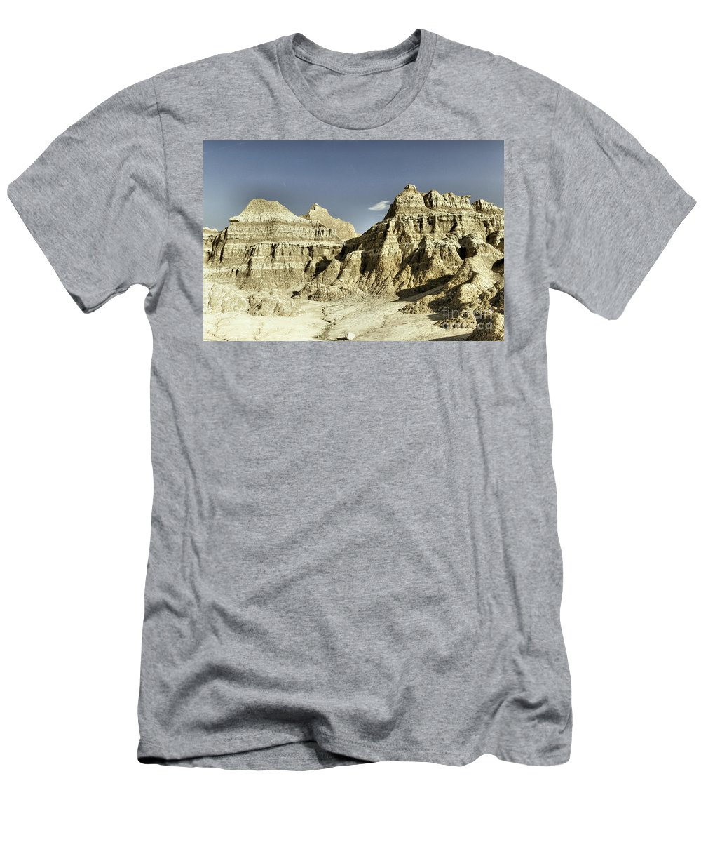 Men's T-Shirt (Athletic Fit) featuring the photograph Beautiful Illusion by Jeff Swan
