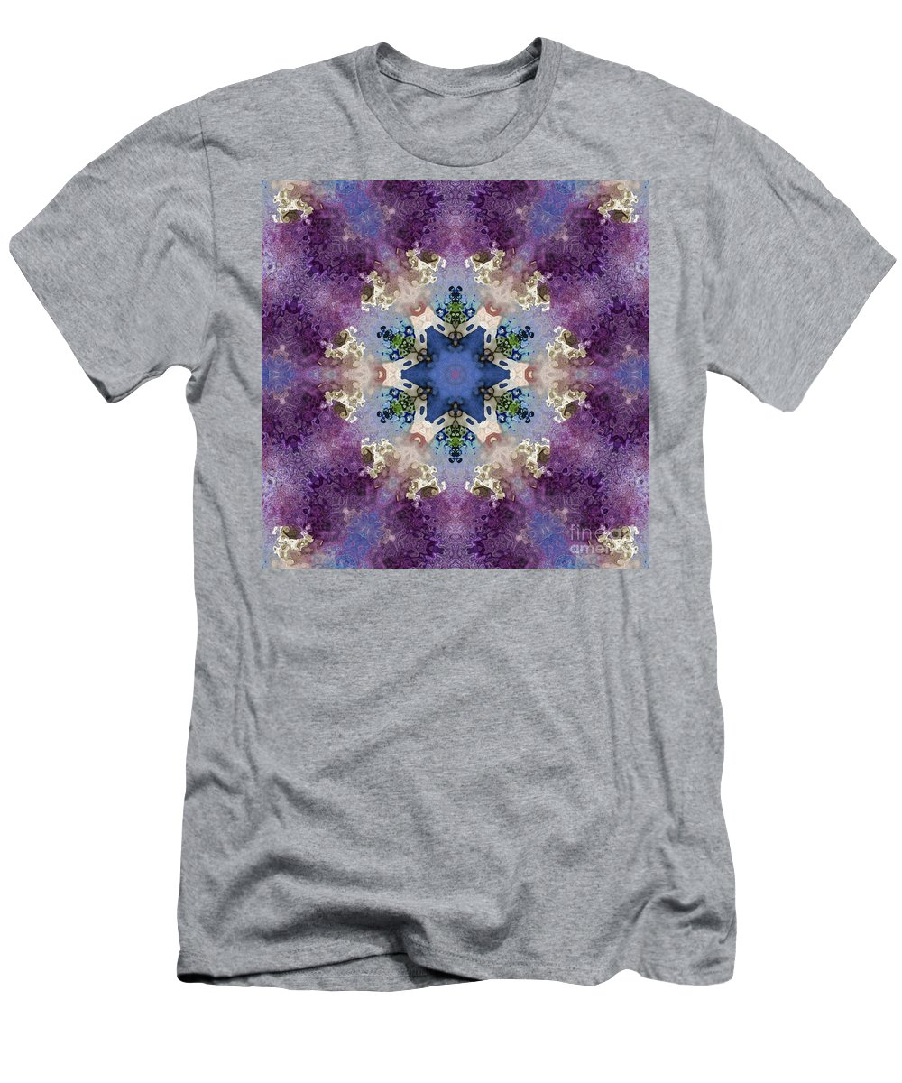 So Sweet By Janet Merryman Men's T-Shirt (Athletic Fit) featuring the digital art So Sweet by Janet Merryman
