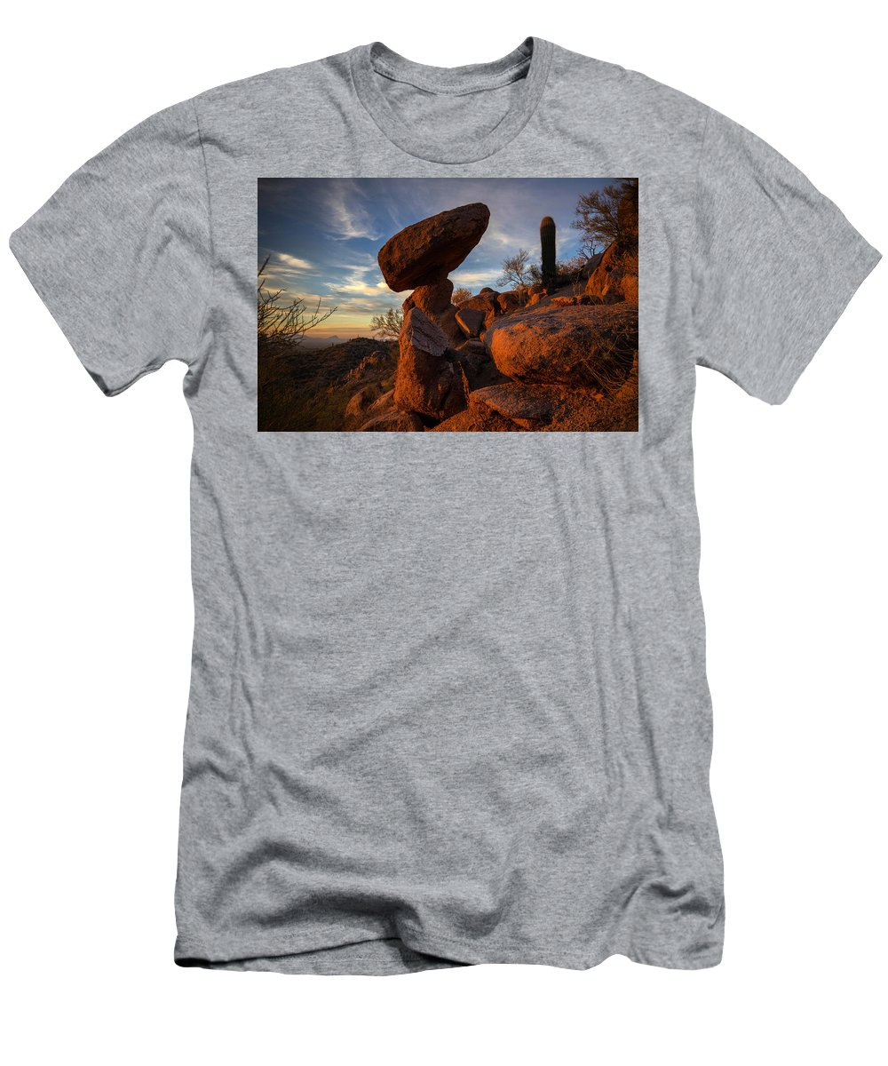 Photography T-Shirt featuring the photograph Ancient Ones by Kati Astraeir