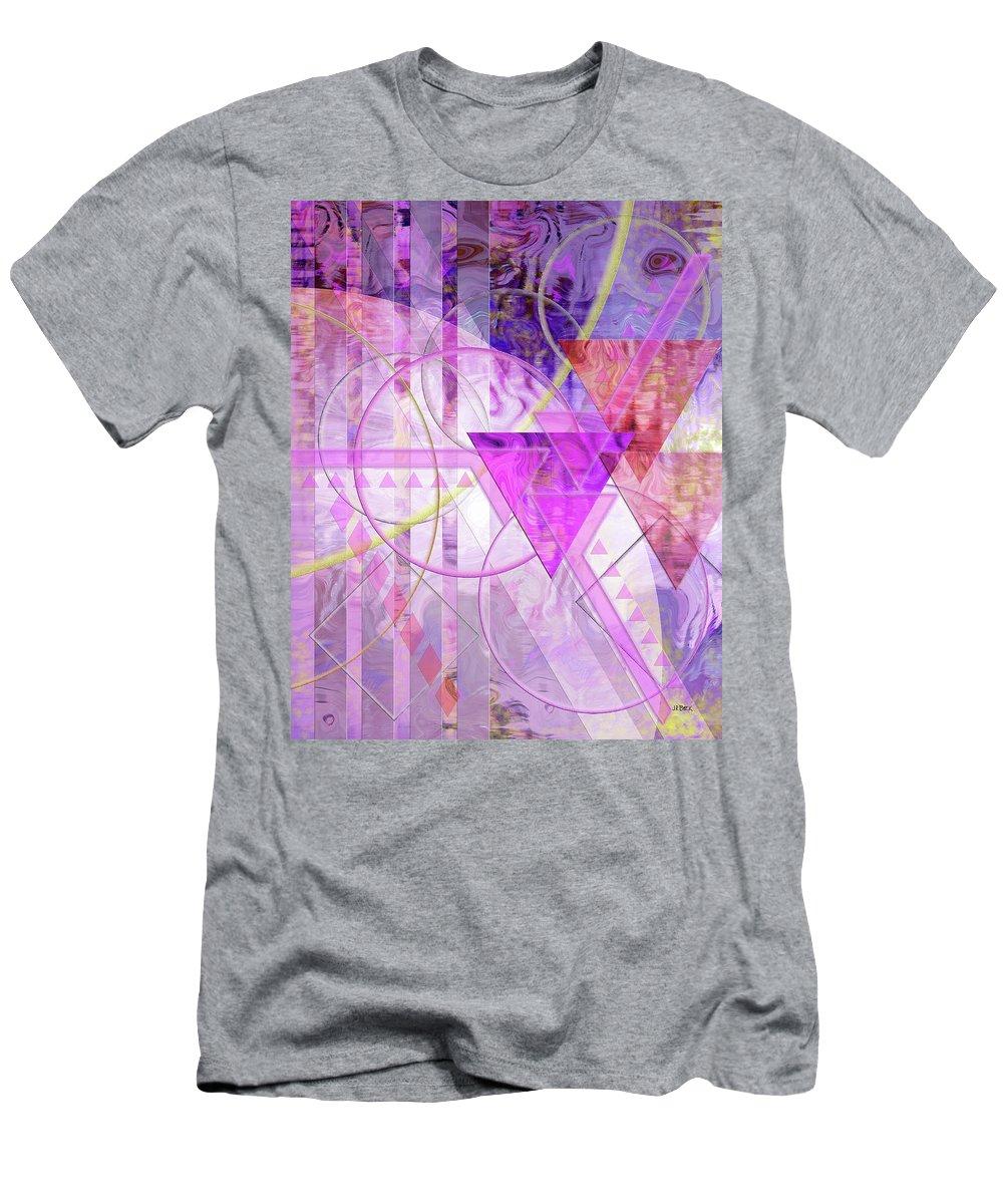 Shibumi T-Shirt featuring the digital art Shibumi Spirit by John Robert Beck