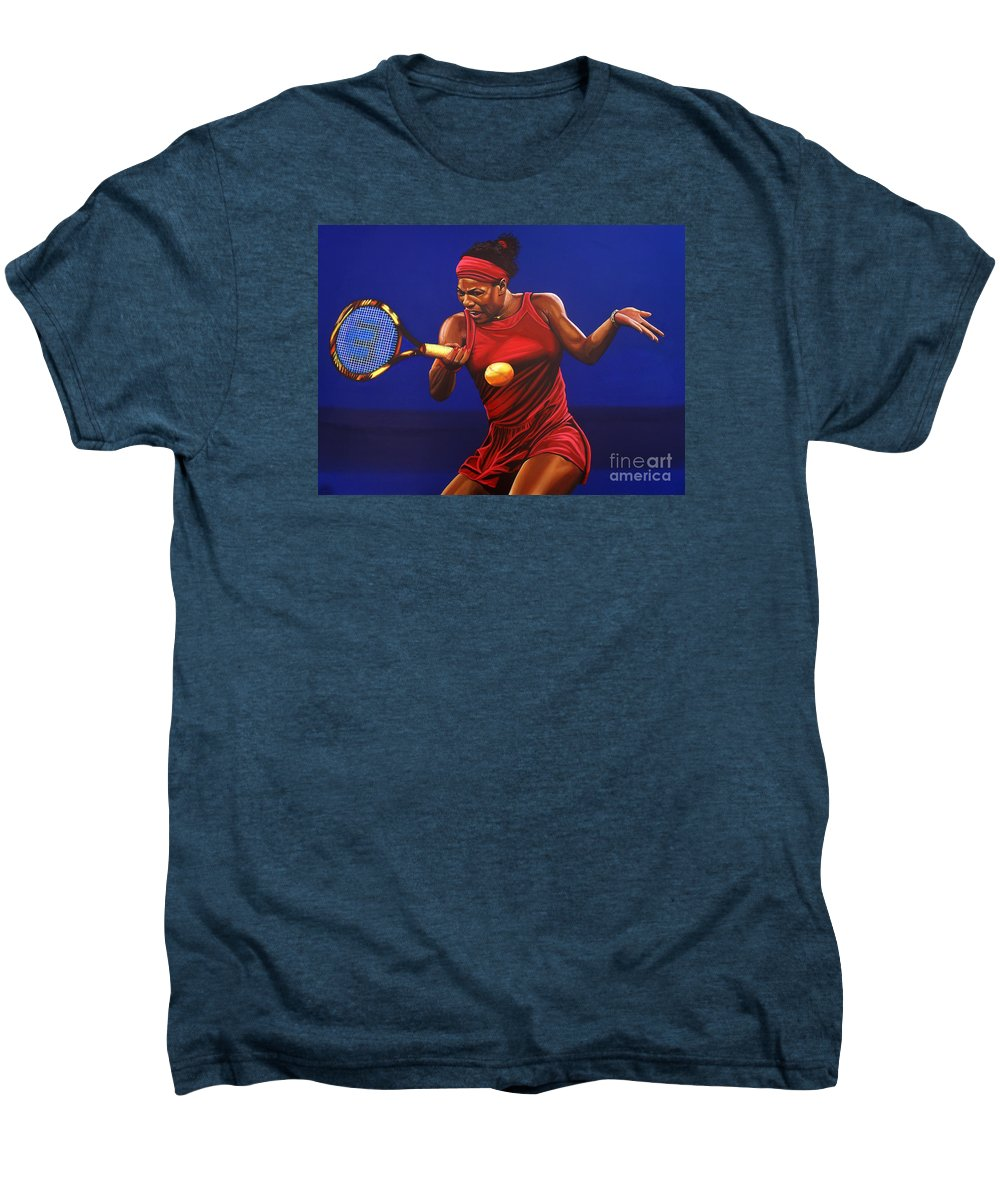Serena Williams Premium T-Shirts
