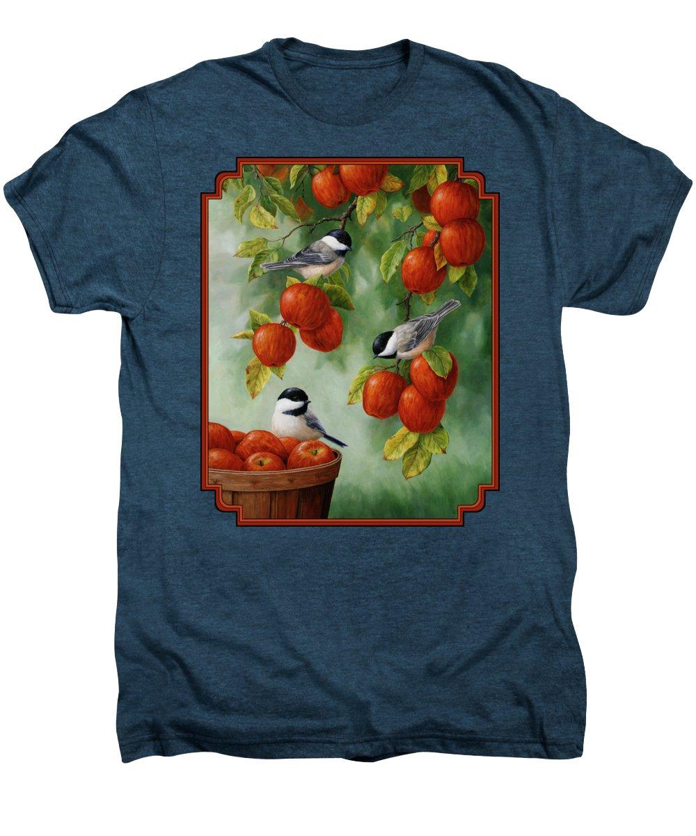Chickadee Premium T-Shirts