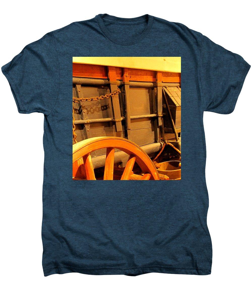 Conestoga Men's Premium T-Shirt featuring the photograph Conestoga by Ian MacDonald