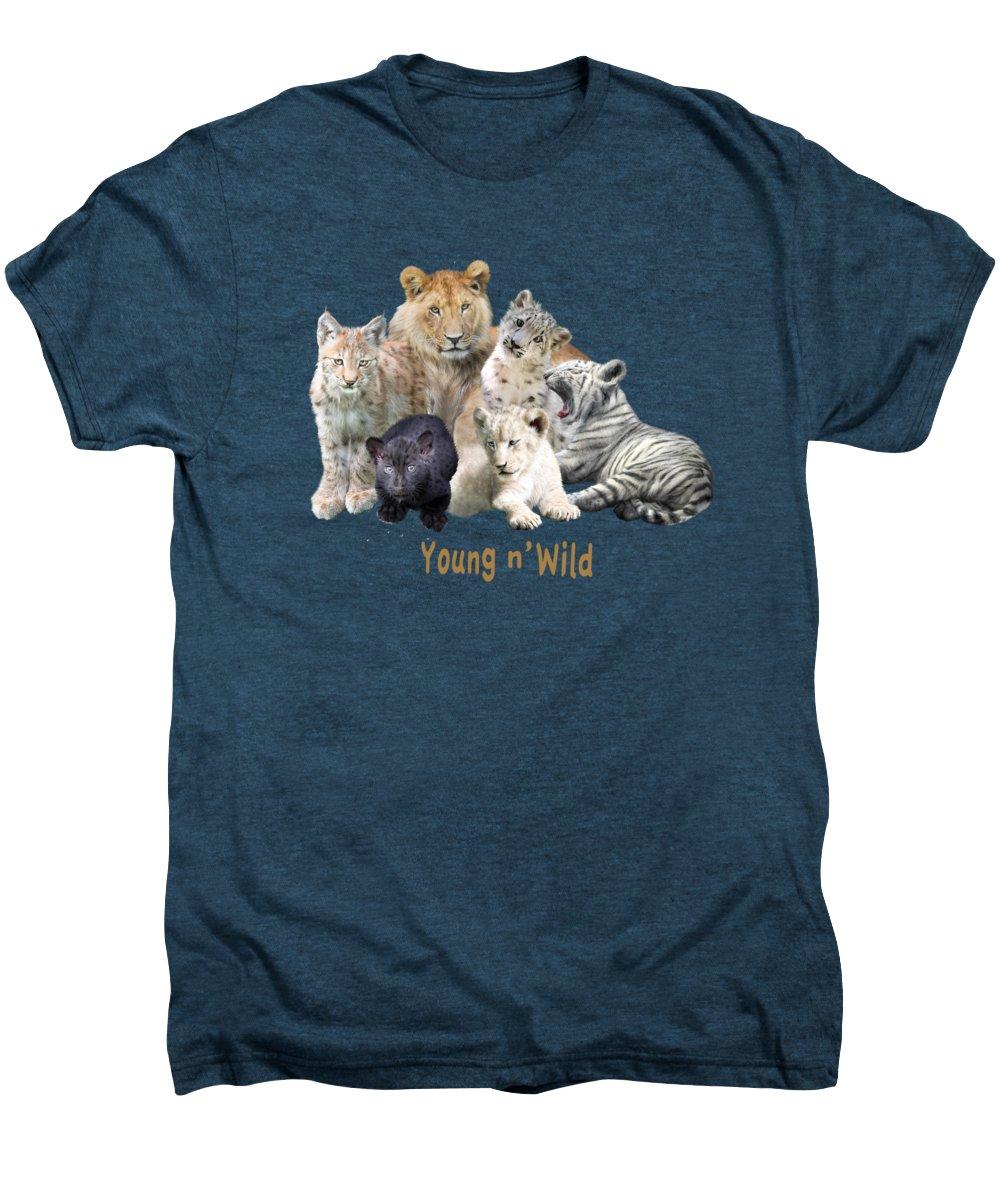 Panther Premium T-Shirts