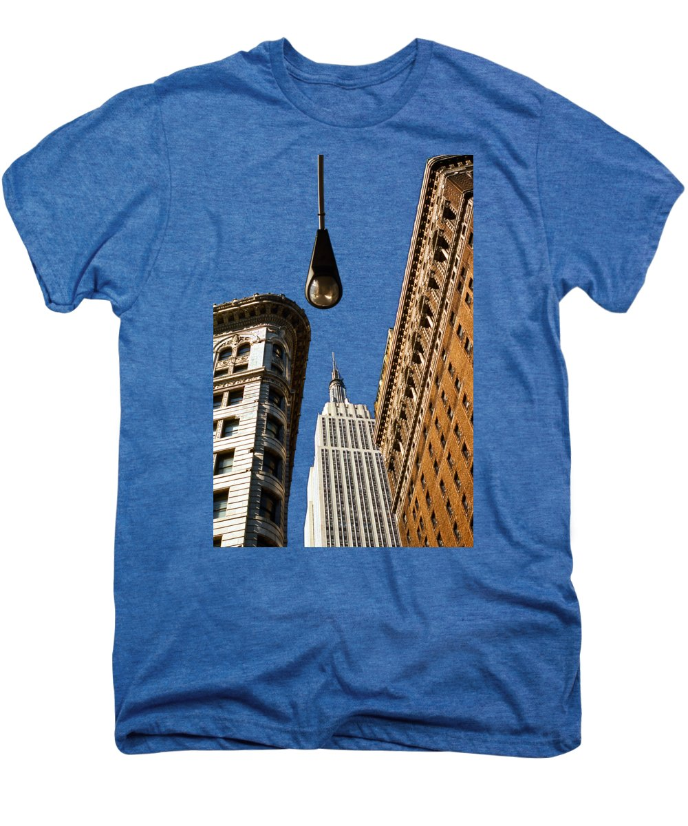 New York City Skyline Premium T-Shirts