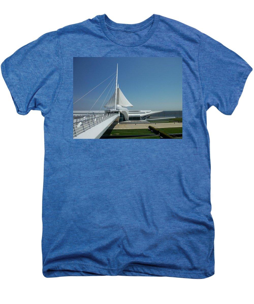 Mam Men's Premium T-Shirt featuring the photograph Mam Series 1 by Anita Burgermeister