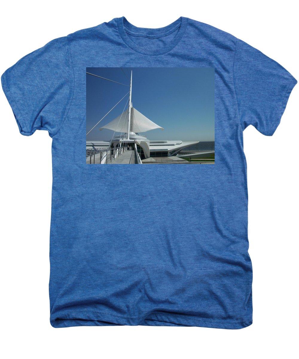 Mam Men's Premium T-Shirt featuring the photograph Mam Series 2 by Anita Burgermeister