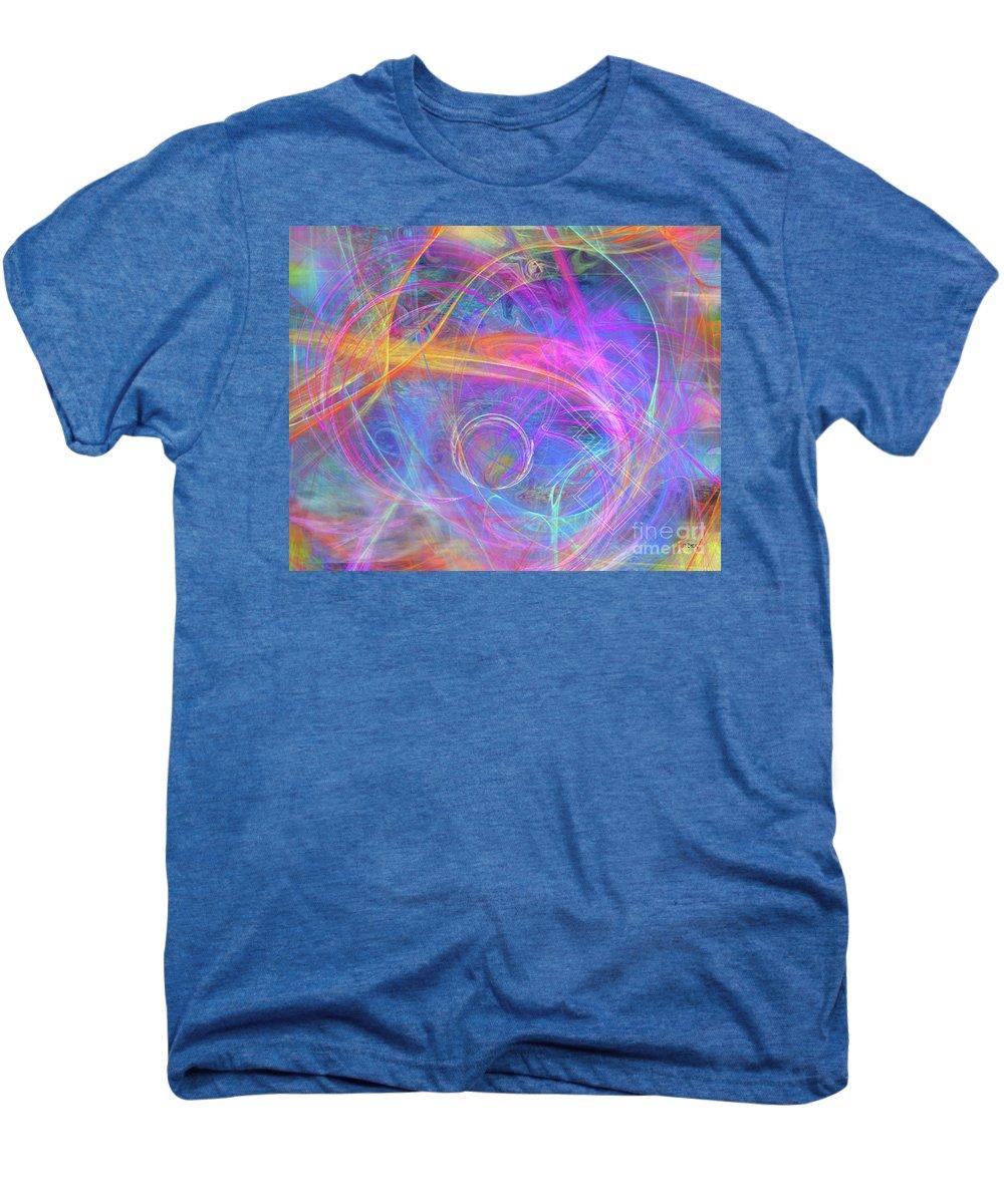Mystic Beginning Men's Premium T-Shirt featuring the digital art Mystic Beginning by John Beck