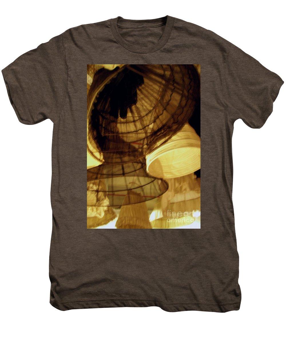 Theatre Men's Premium T-Shirt featuring the photograph Crinolines by Ze DaLuz