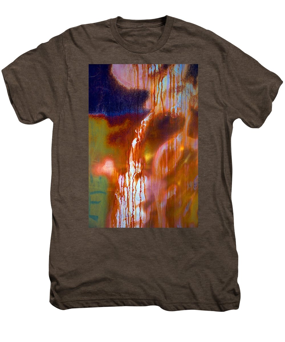 Skip Men's Premium T-Shirt featuring the photograph Cry Me A River by Skip Hunt