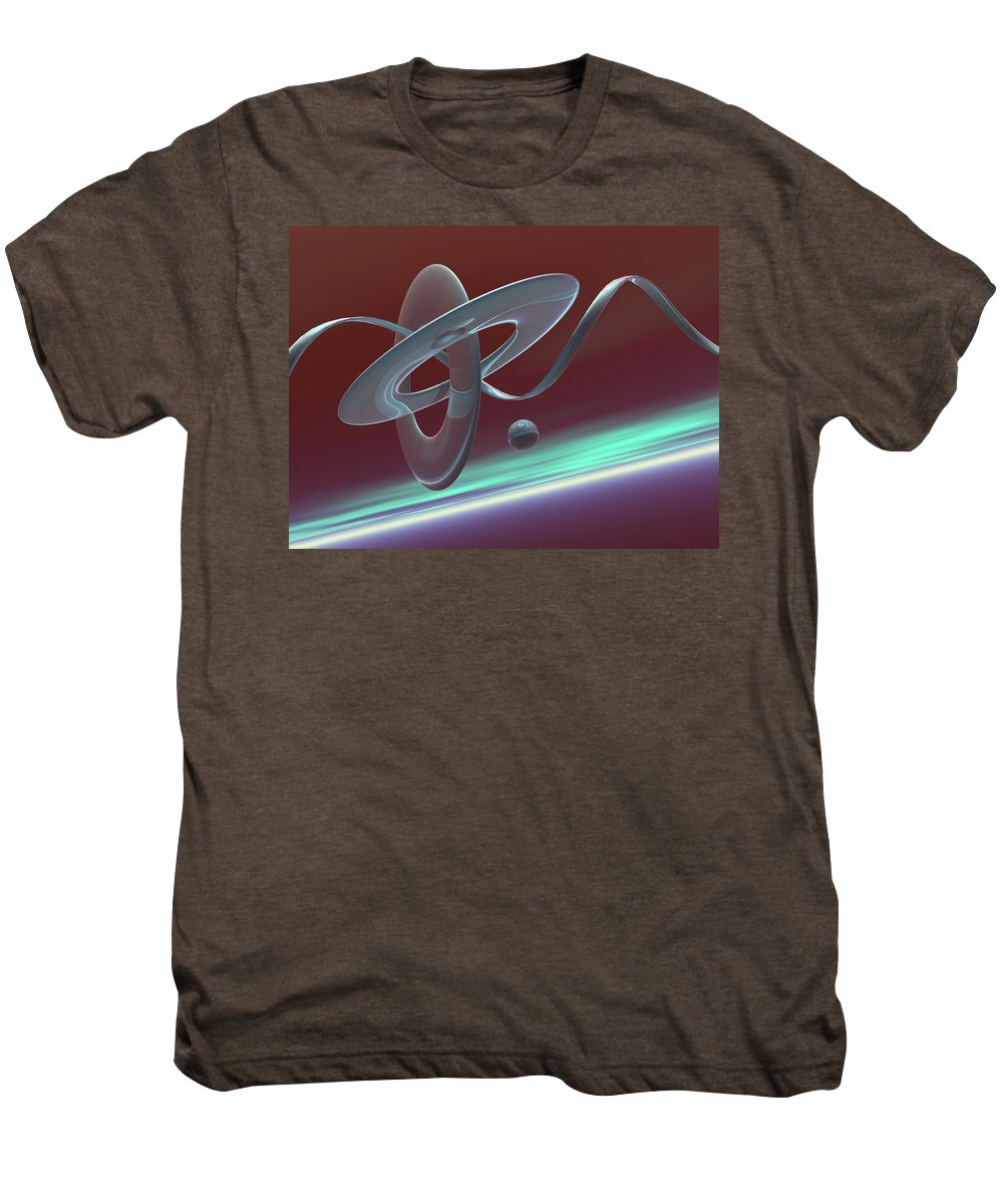 Cott Piers Men's Premium T-Shirt featuring the photograph G46t by Scott Piers