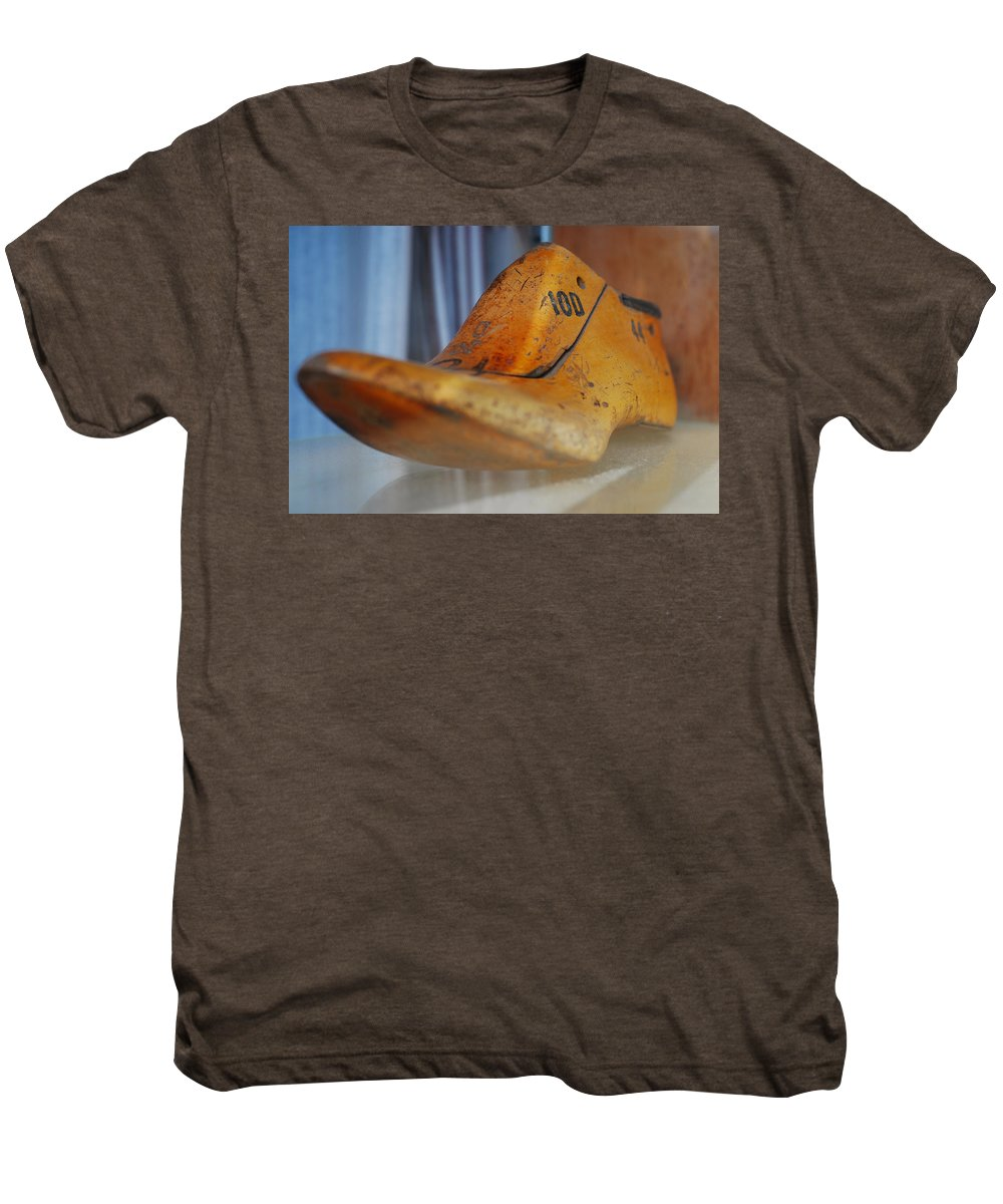Wooden Men's Premium T-Shirt featuring the photograph Shape Shifter by Skip Hunt