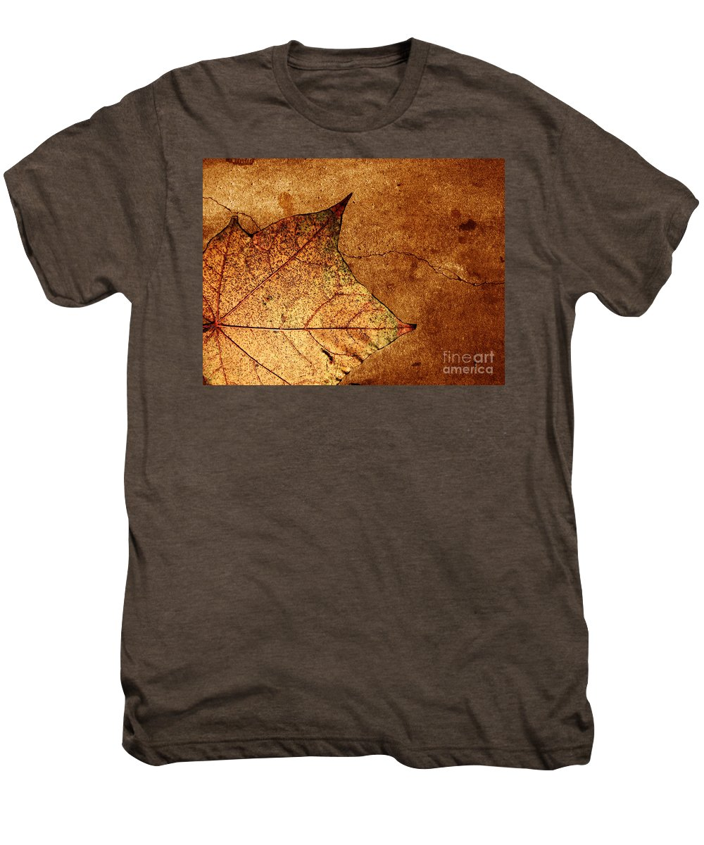 Autumn Men's Premium T-Shirt featuring the photograph Today Everything Changes by Dana DiPasquale