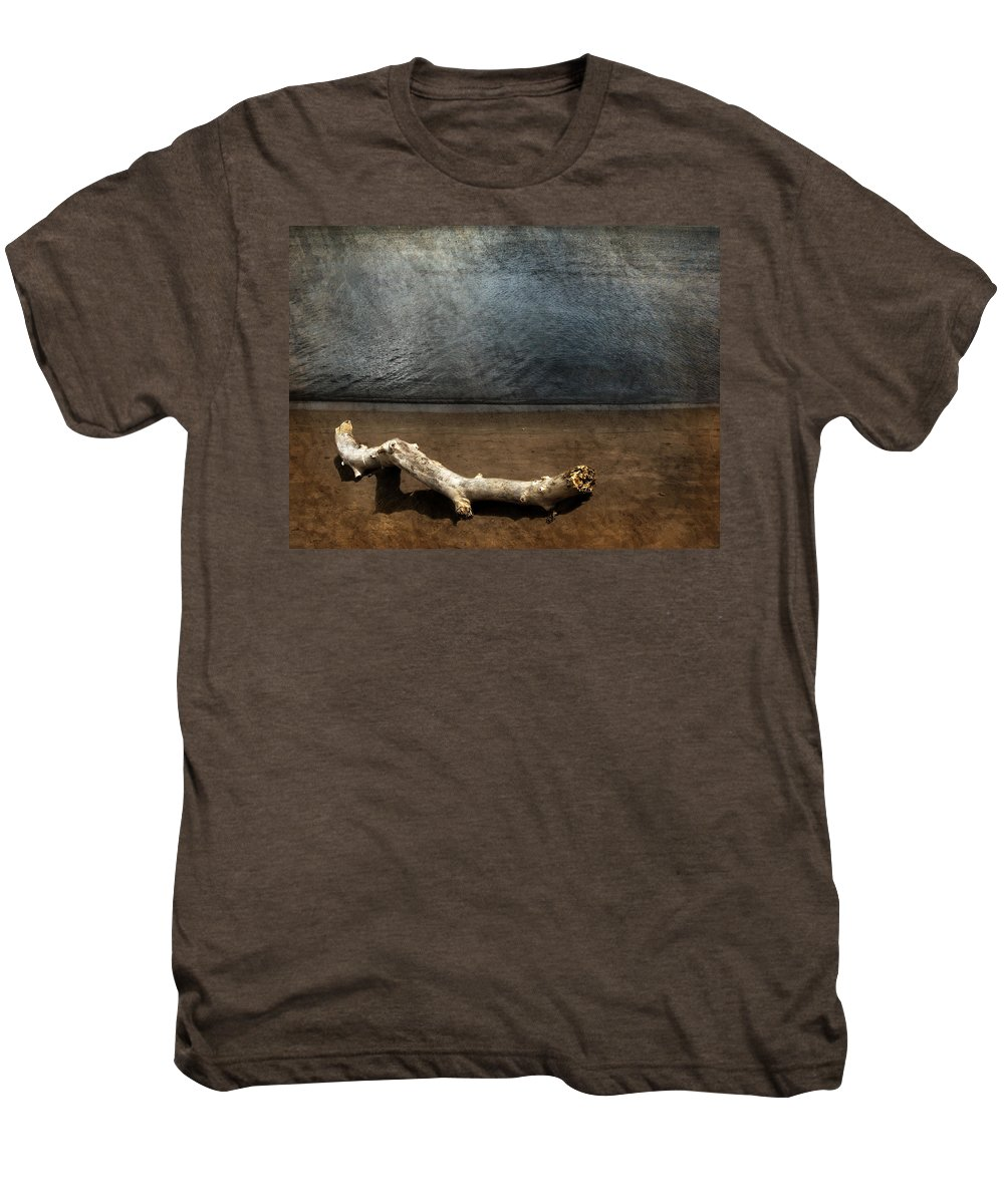 Ocean Men's Premium T-Shirt featuring the photograph Where No One Knows My Name by Dana DiPasquale