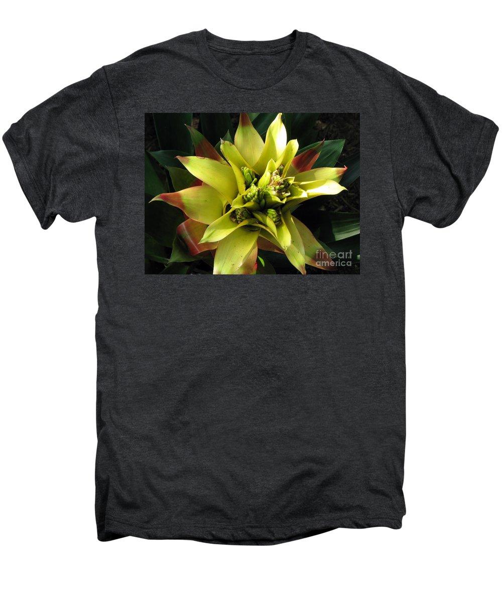 Tropical Men's Premium T-Shirt featuring the photograph Tropical by Amanda Barcon