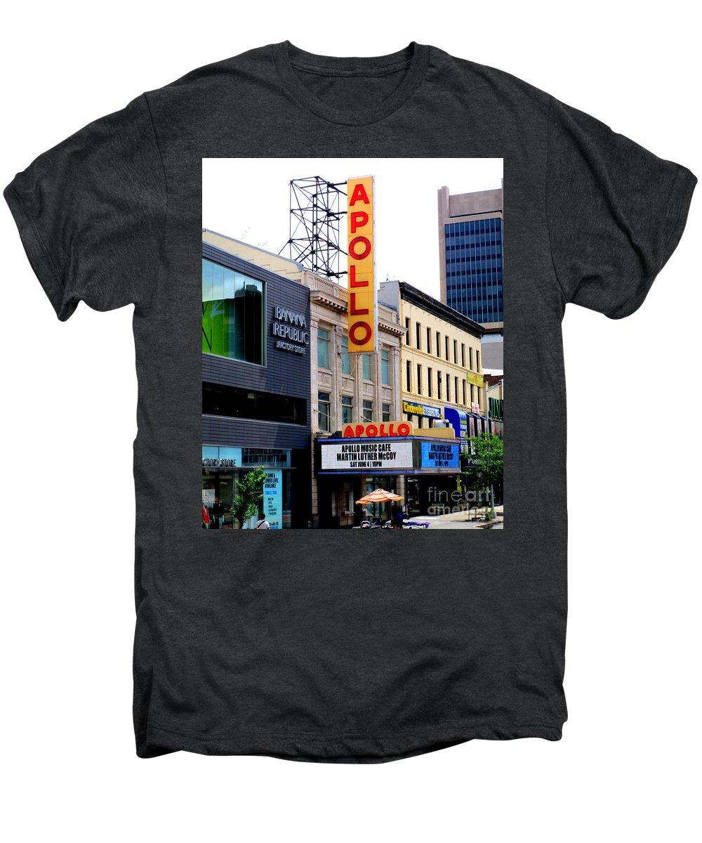 Apollo Theater Premium T-Shirts