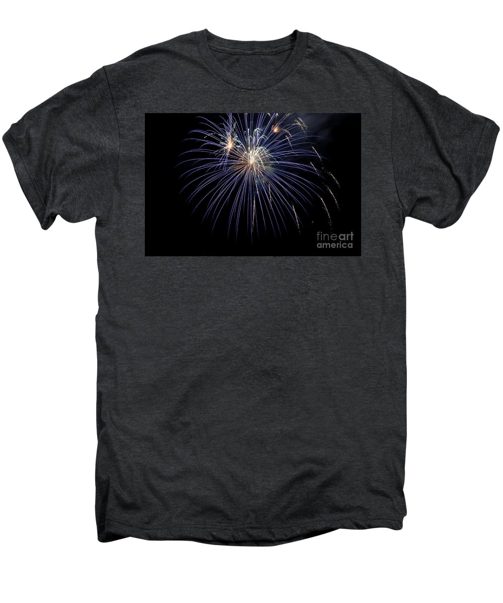 Clay Men's Premium T-Shirt featuring the photograph Burst by Clayton Bruster