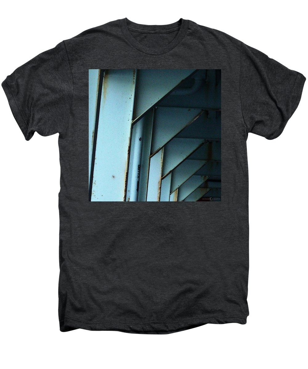 Ferry Men's Premium T-Shirt featuring the photograph Car Ferry by Tim Nyberg