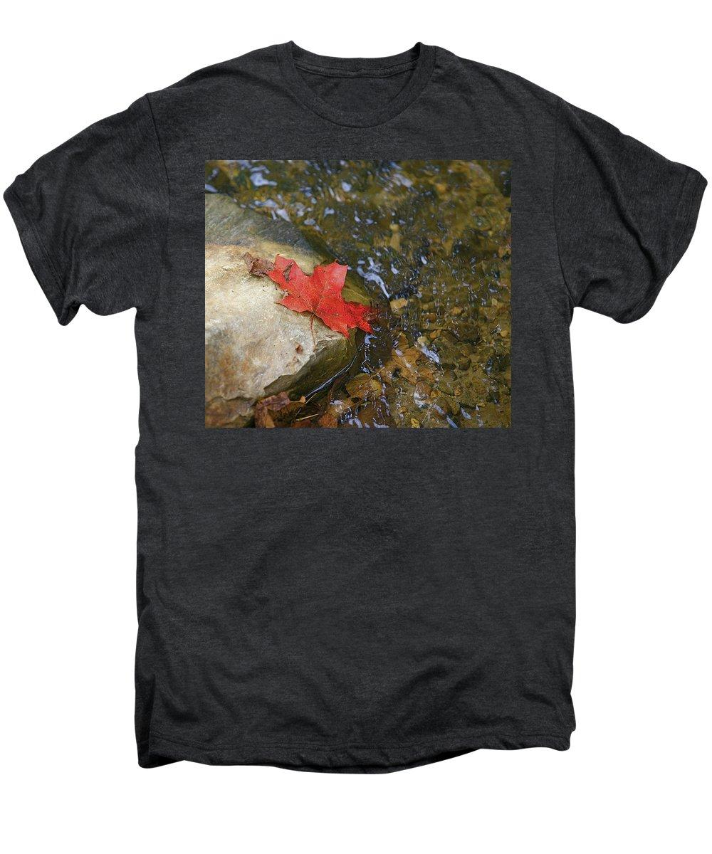 Abstact Men's Premium T-Shirt featuring the photograph Destination by Robert Pearson