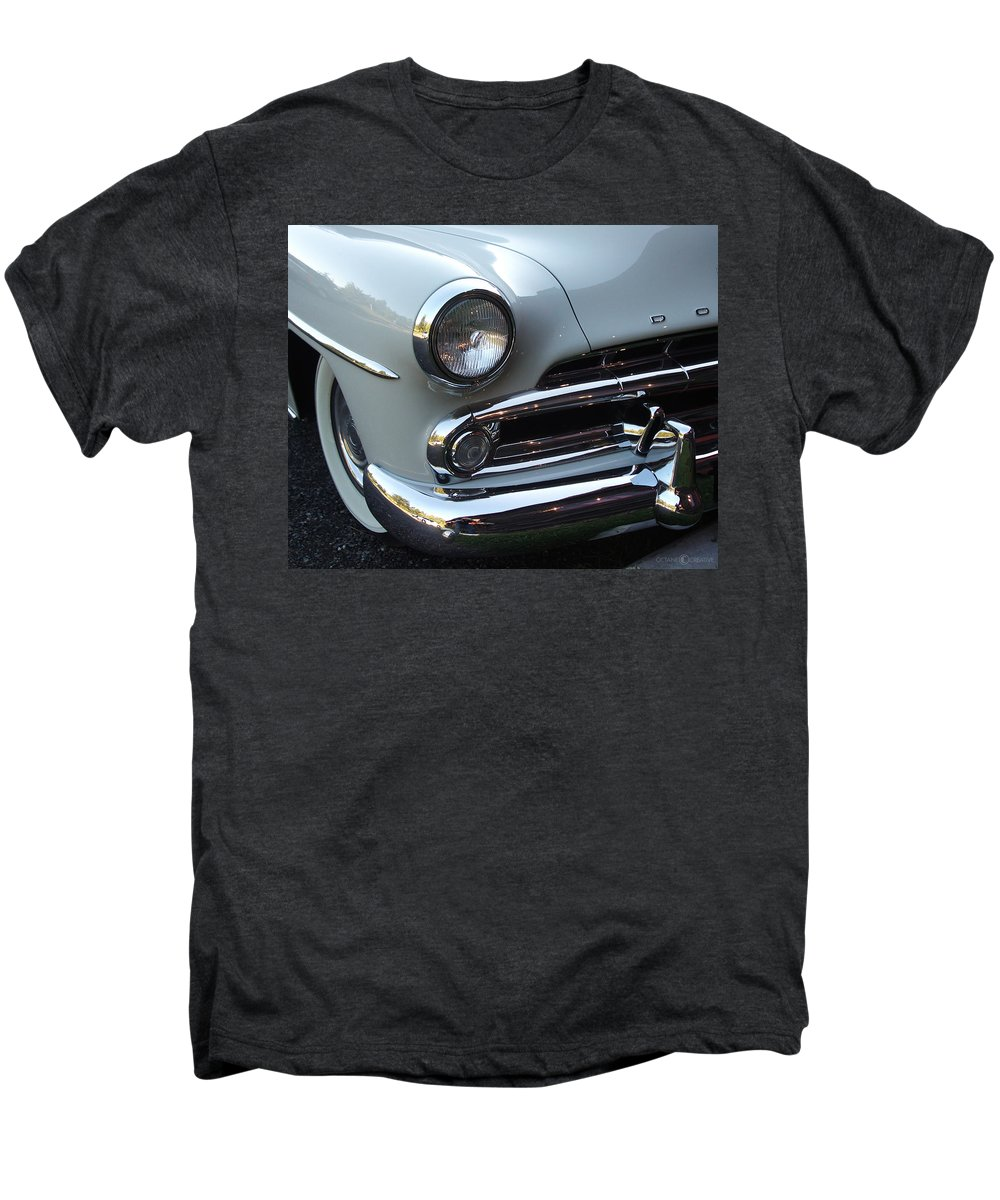 Dodge Men's Premium T-Shirt featuring the photograph Dodge by Tim Nyberg