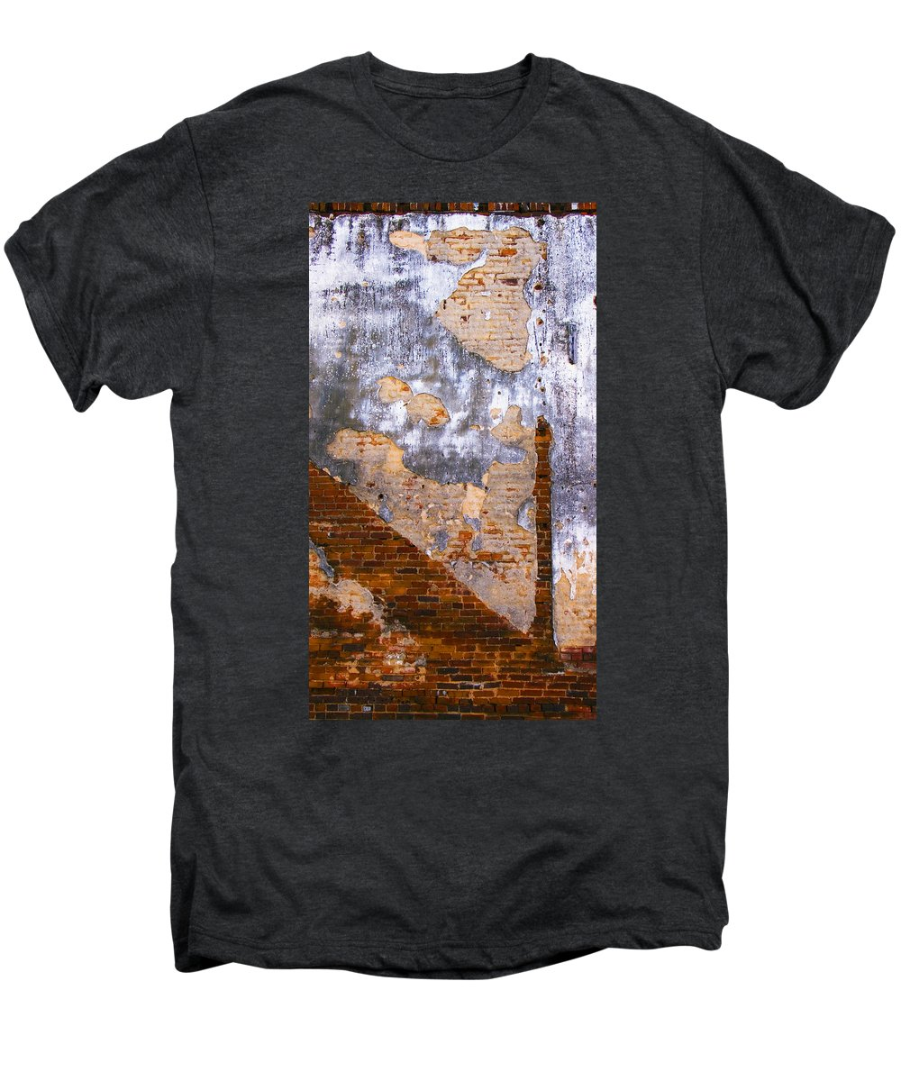 Architecture Men's Premium T-Shirt featuring the photograph Finger Food by Skip Hunt